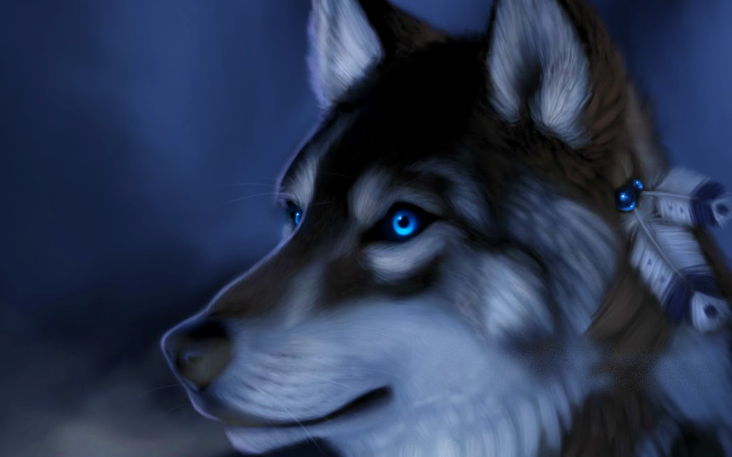 Kordell MacDonald – free screensaver wallpapers for angry wolf – 2560 x  1600 px · Native American …