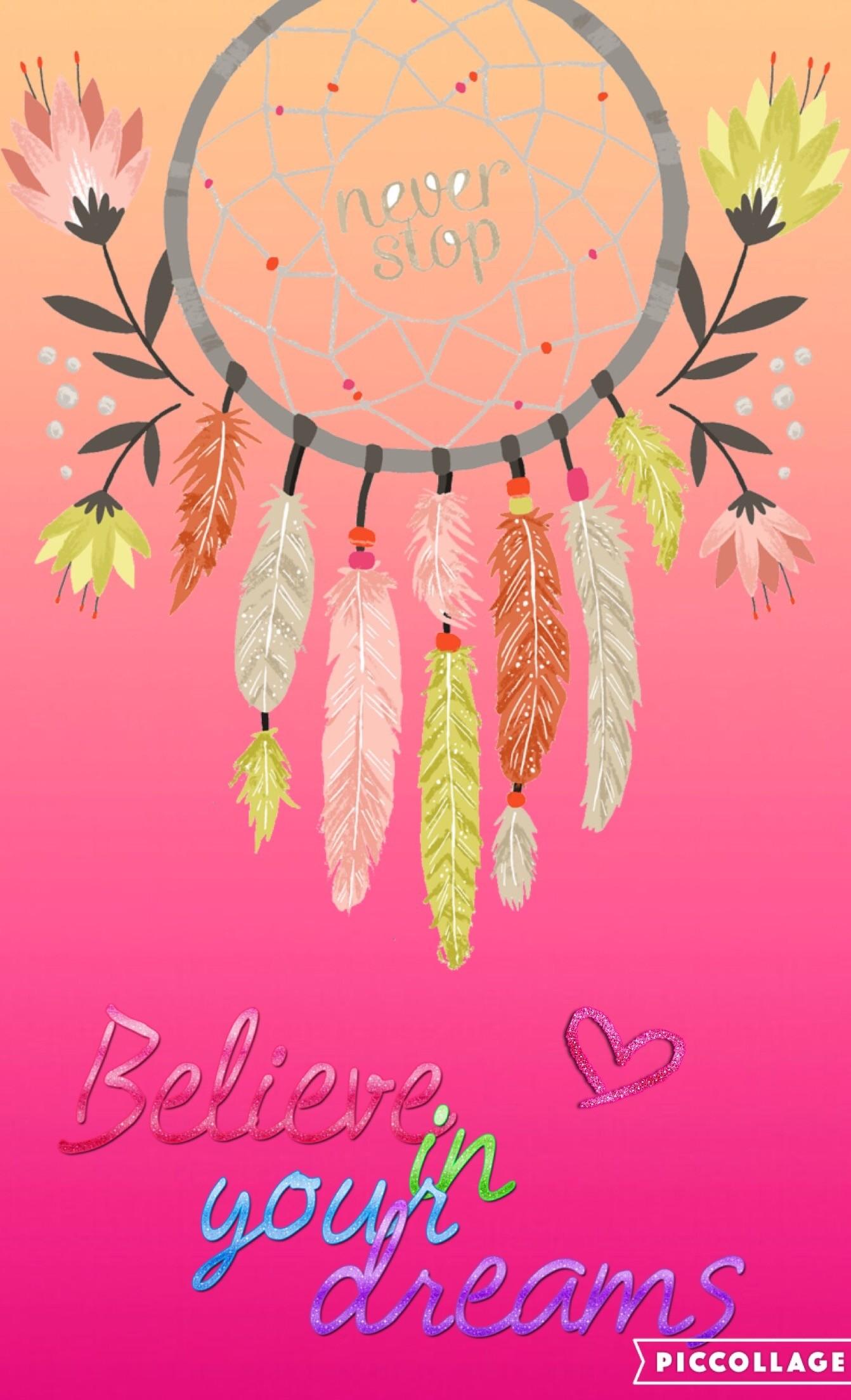 Dream catcher girly by rose · Dreamcatcher WallpaperWallpaper  BackgroundsPhone WallpapersCataDreamcatchersNative American FeathersSayingsGirly