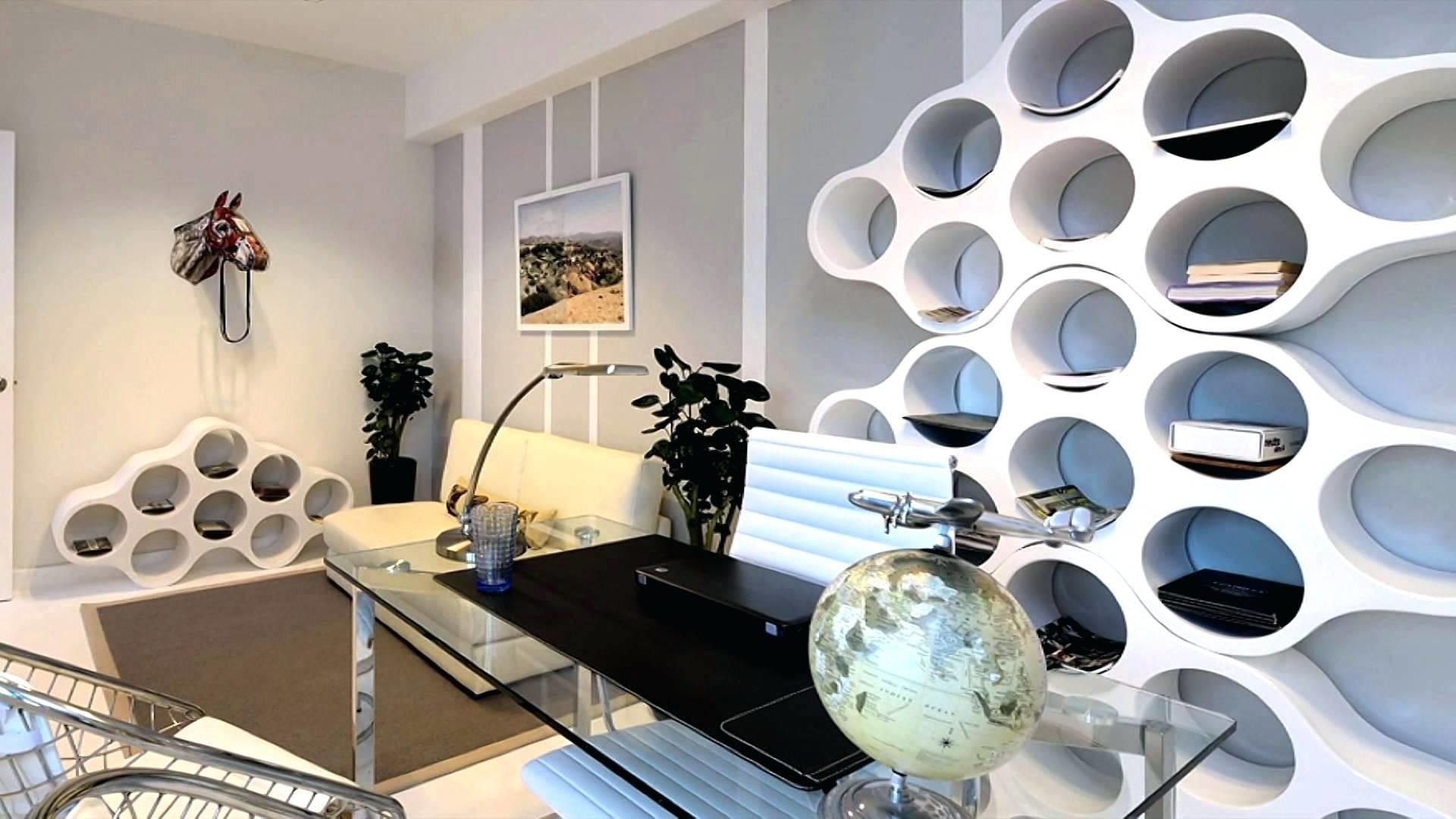 Dental Office Design Modern Shelves