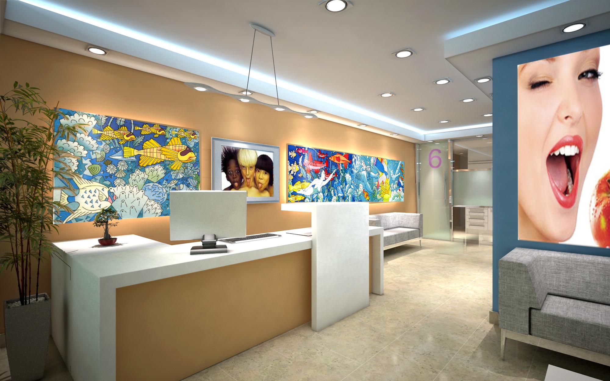 diseño clinica dental