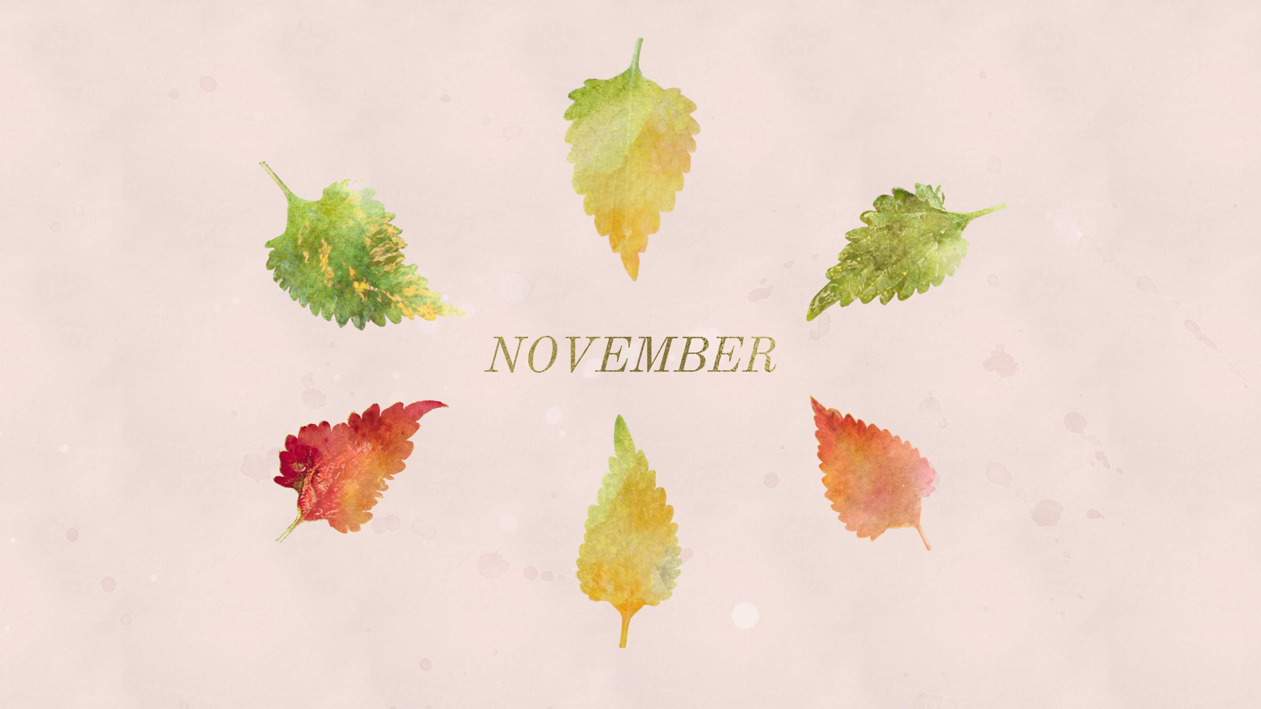 Image of November wallpapers. Desktop …