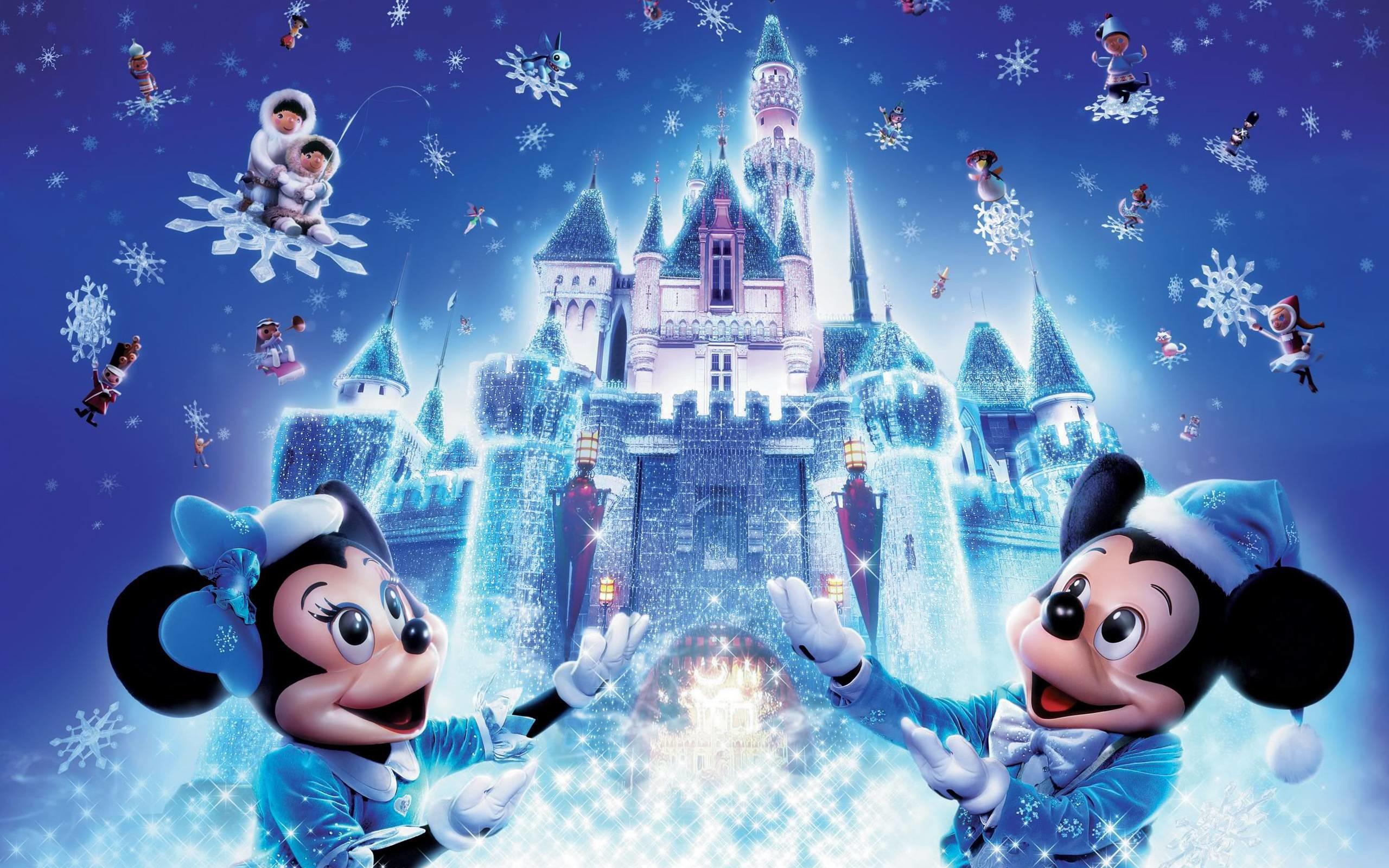 disney christmas desktop wallpaper – www.