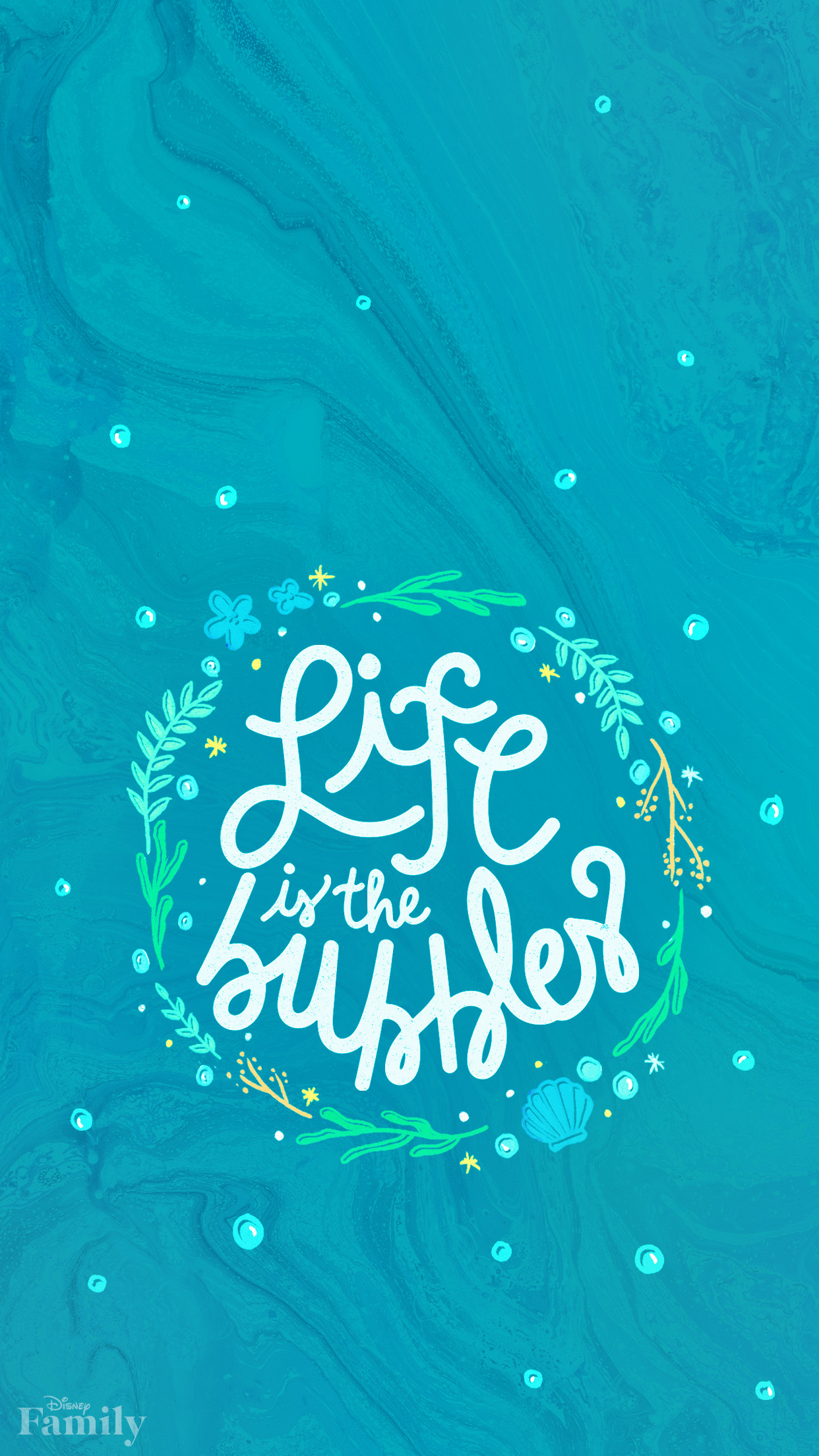 Find more inspirational phone backgrounds on Disney Style.