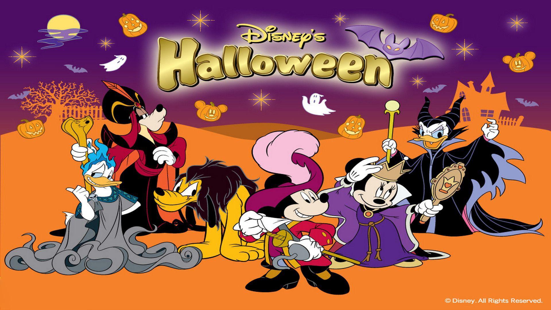 Disney Halloween Backgrounds Free – Wallpapercraft