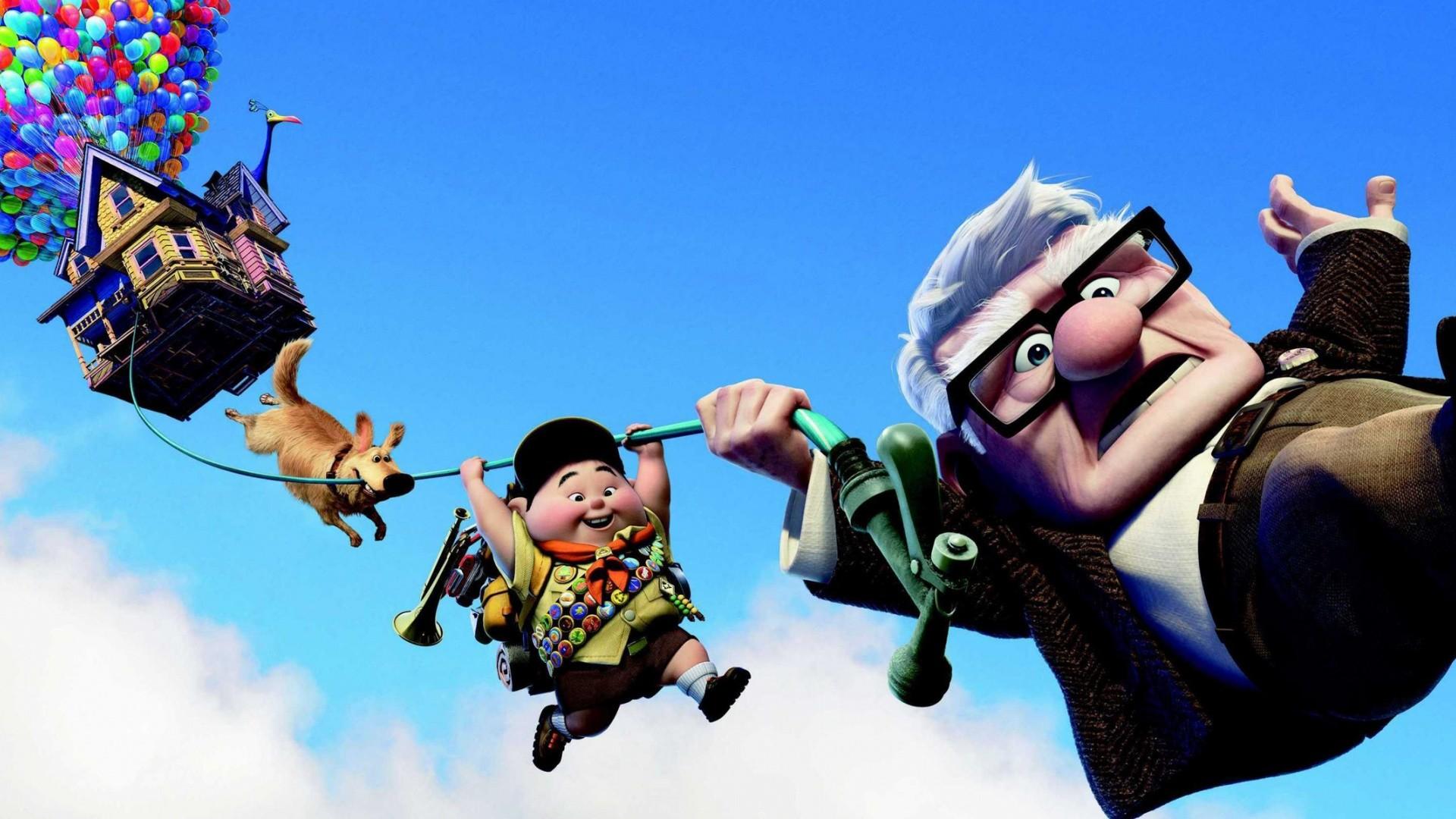 Disney Pixar Backgrounds (38 Wallpapers)