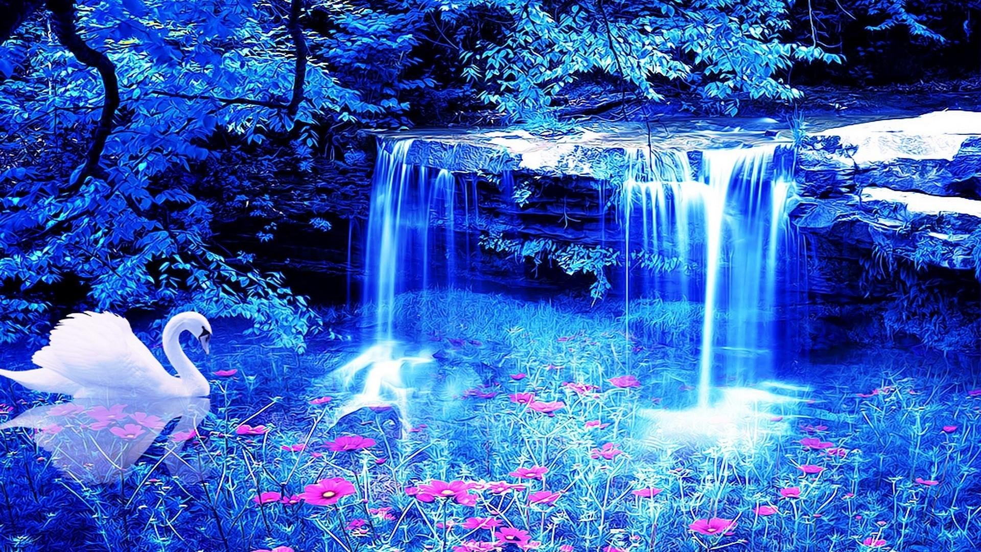 beautiful-waterfalls-hd-wallpaper-background-free-for-desktop