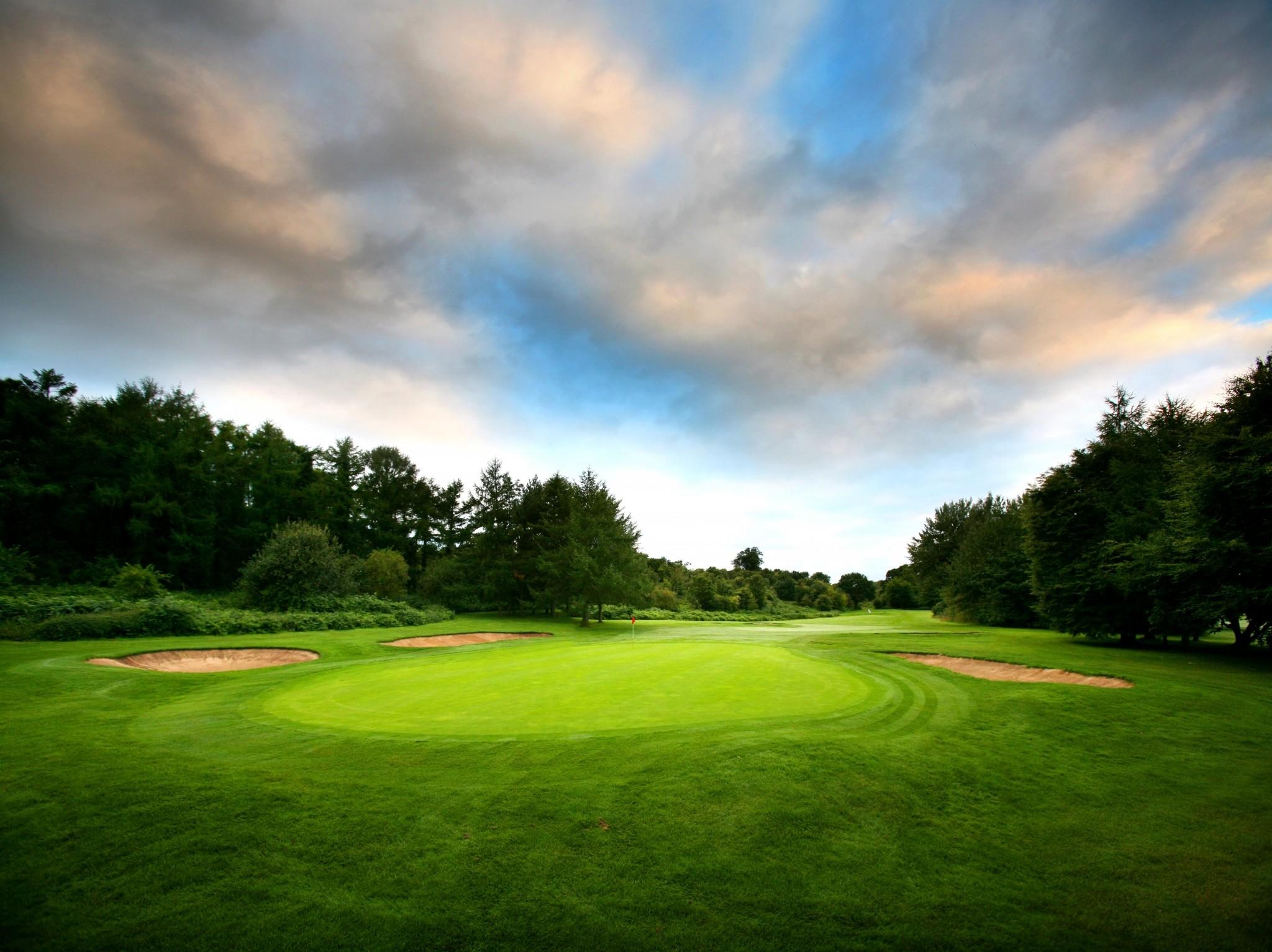 golf beautiful backgrounds desktop