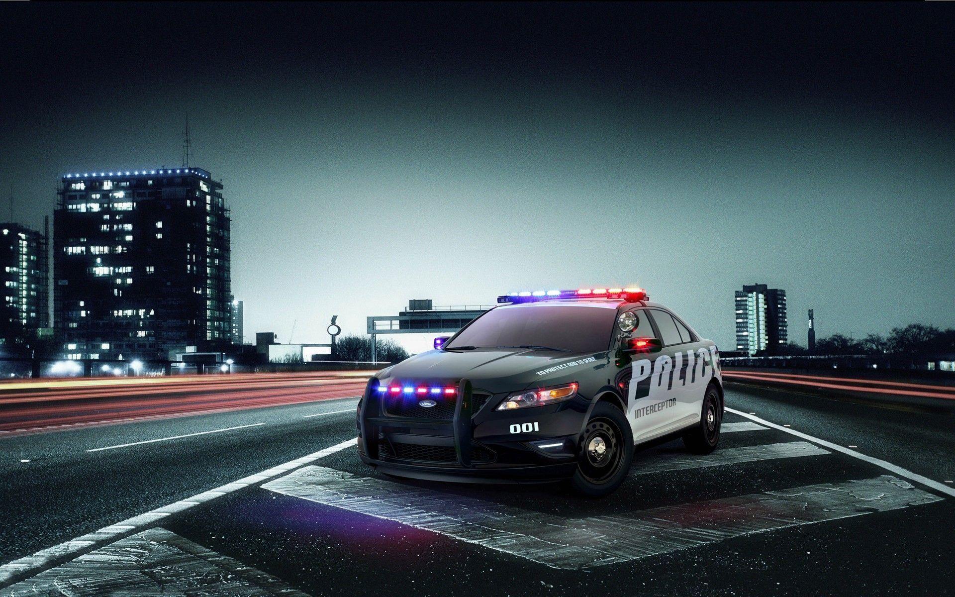 Police Officer Desktop Wallpaper – Viewing Gallery