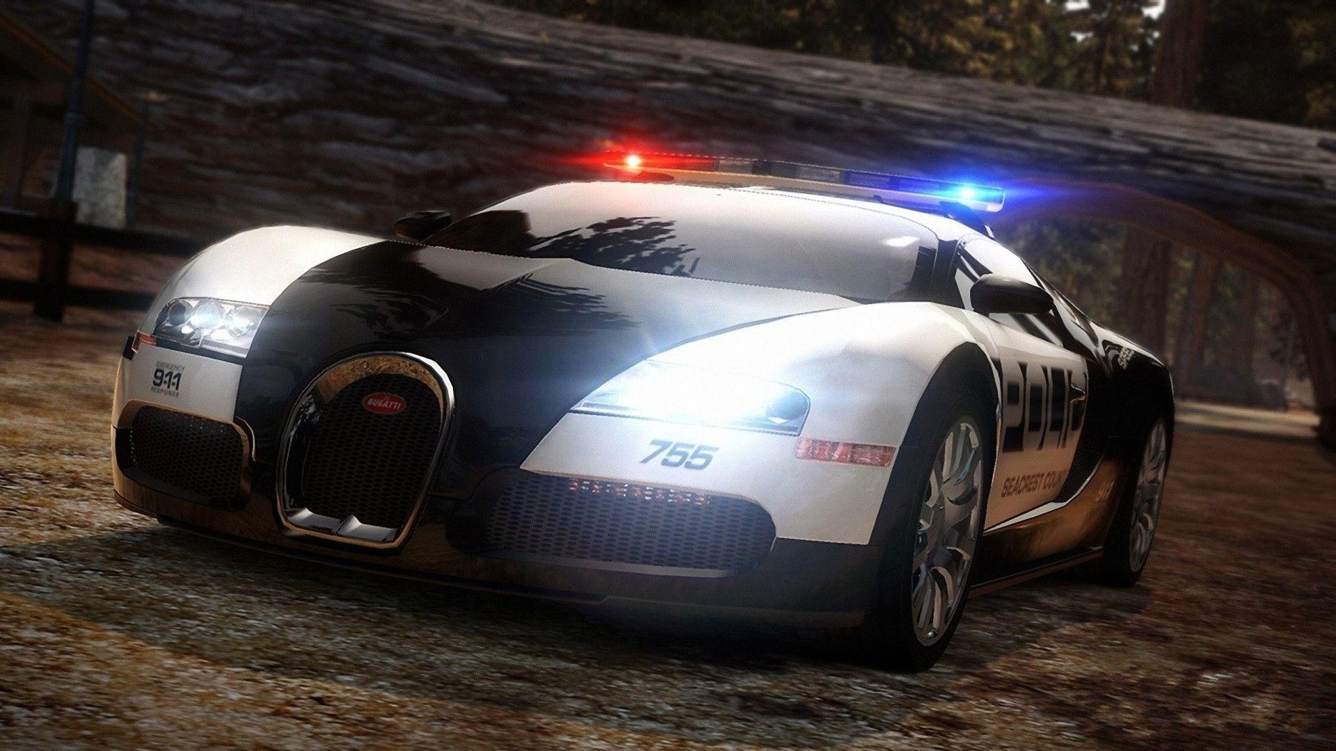 Need for Speed Rivals Police Car HD desktop wallpaper Widescreen
