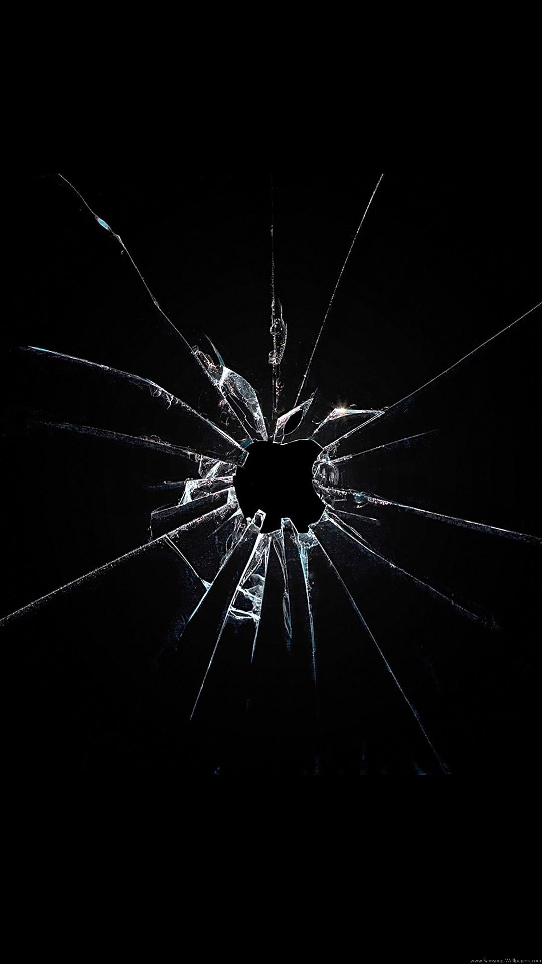 broken pc screen wallpaper …