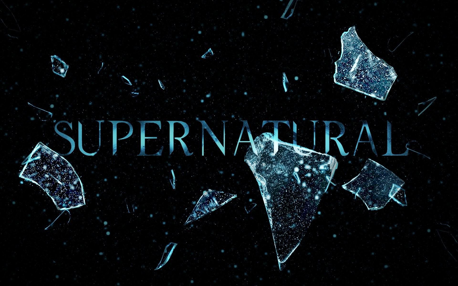 supernatural intro spn season 6 broken glass supernatural season 6 tv  series glass broken pieces. Your screen: 1024×1024