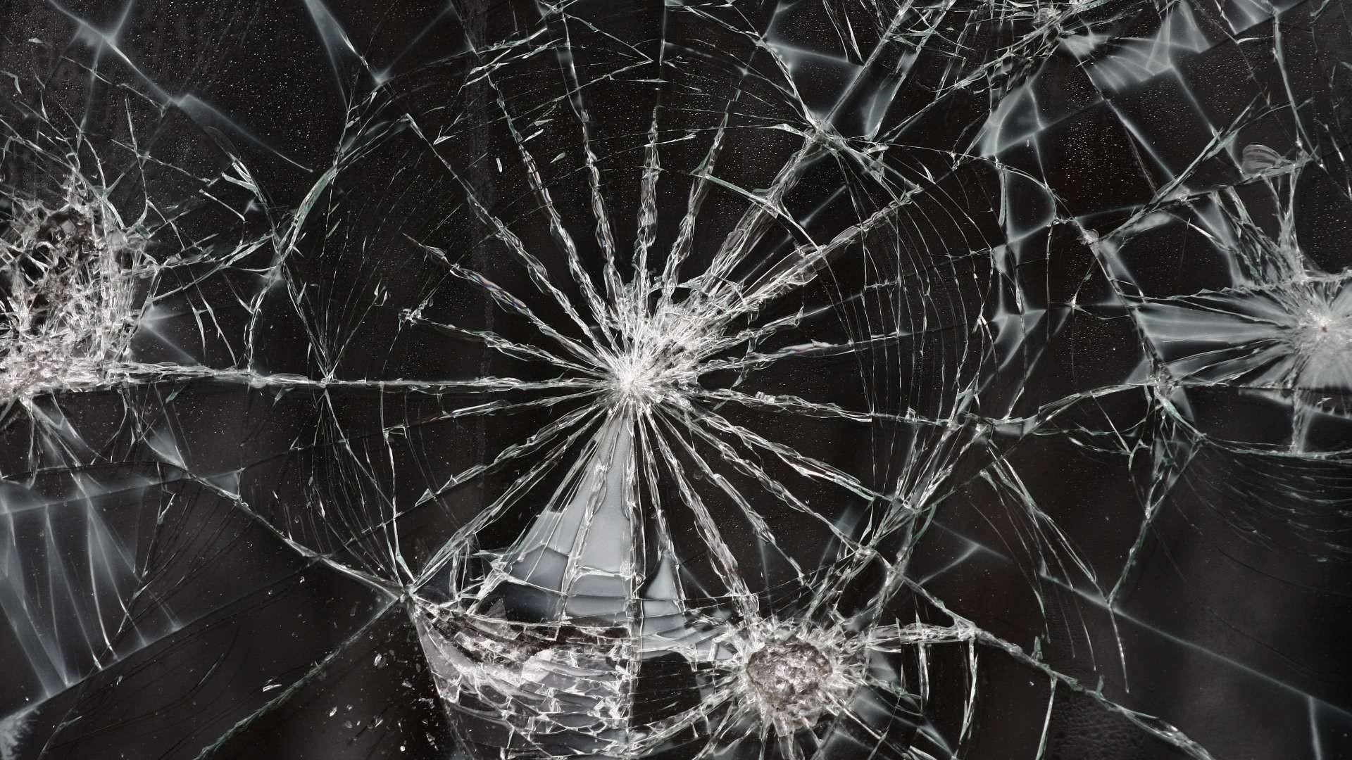 Broken TV Screen Wallpaper – WallpaperSafari