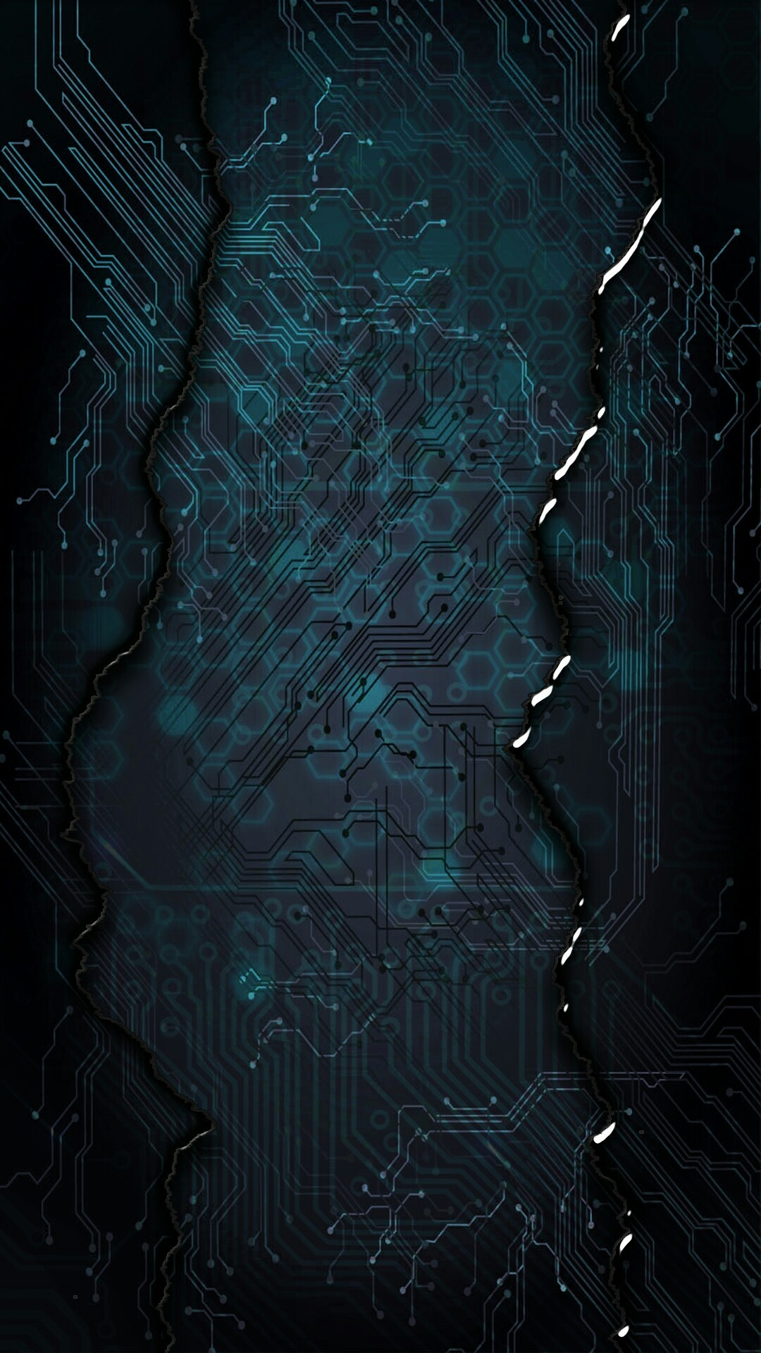 Dark Theme Wallpaper