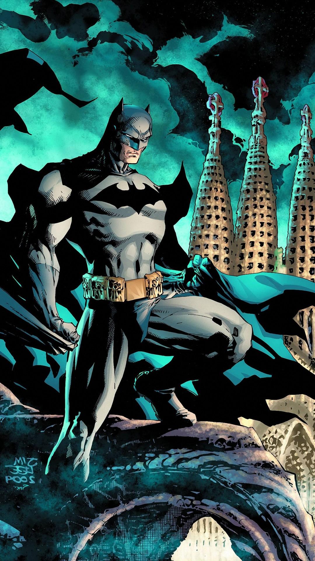 Free Download Batman iPhone Backgrounds.