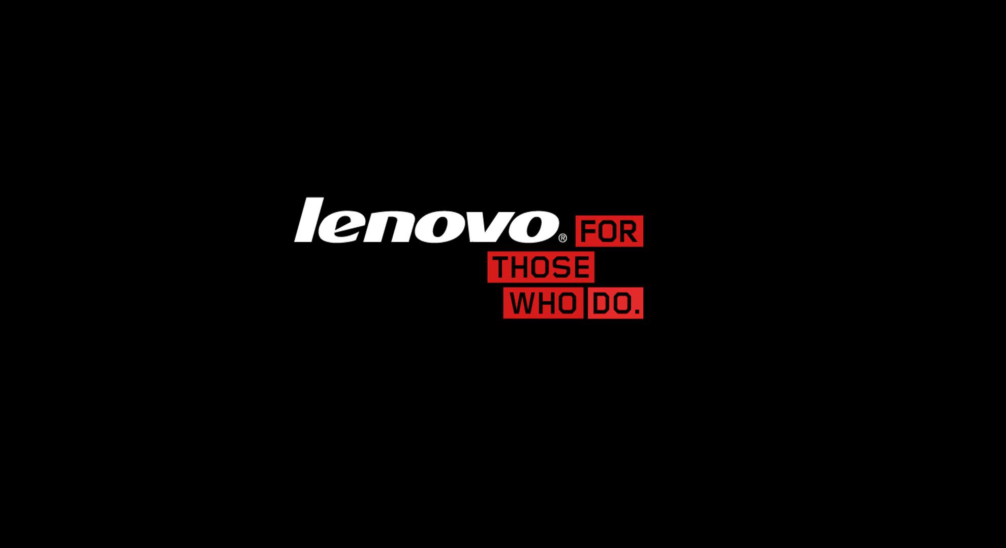 Lenovo wallpaper