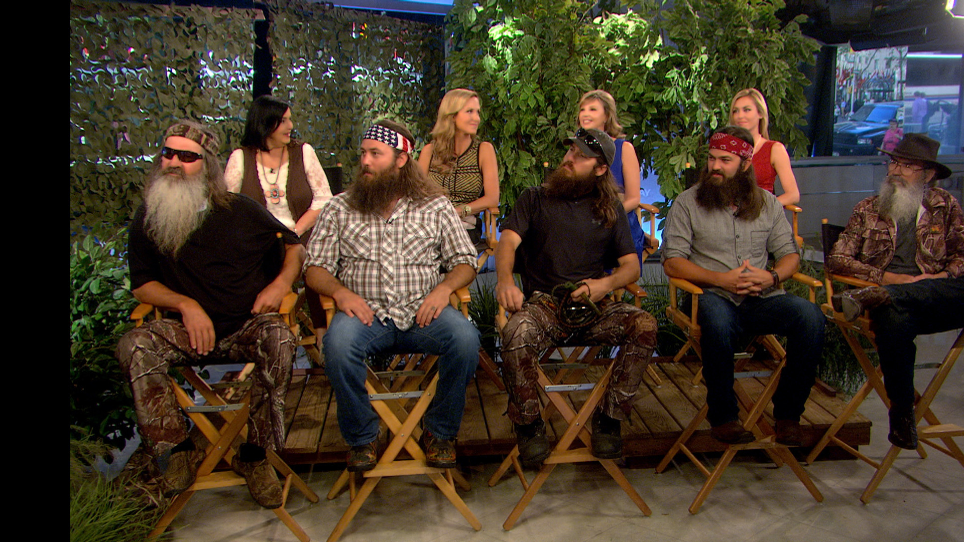 'Duck Dynasty' cast: We ad-lib most of the time – TODAY.com