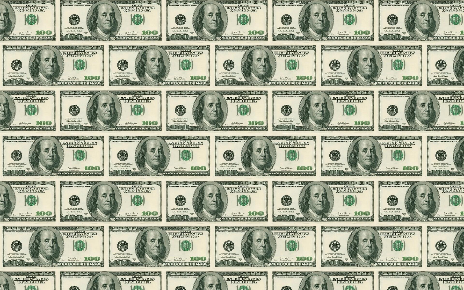 wallpaper money · dollar bills