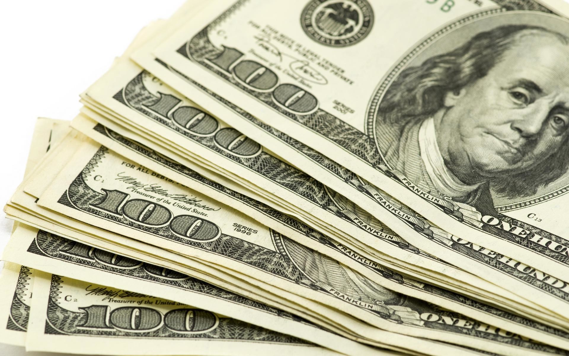 """Related HD wallpapers of """"100 Dollar bill close-up"""""""