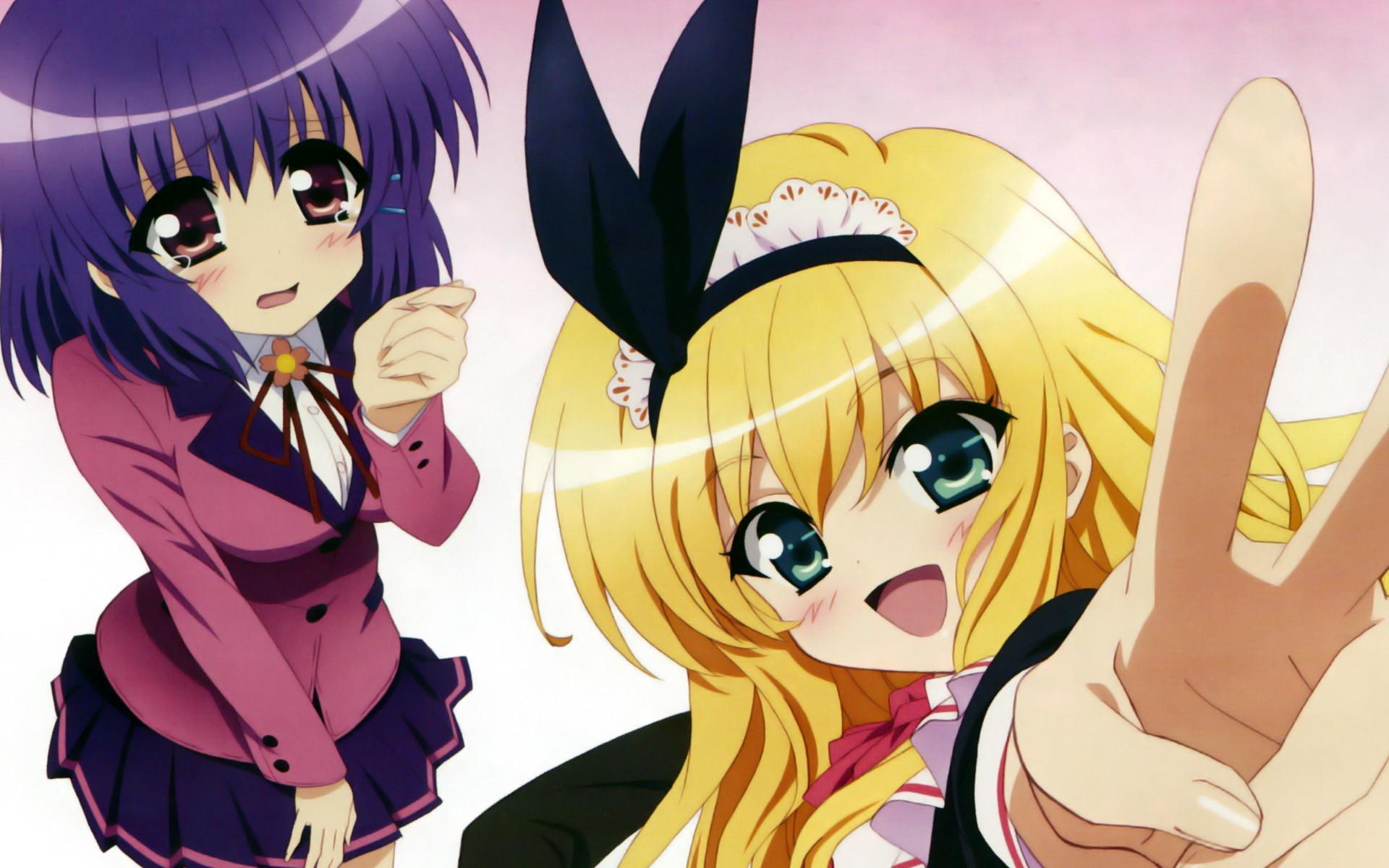 Photos Emu Emu (MM!) Anime 1920×1200