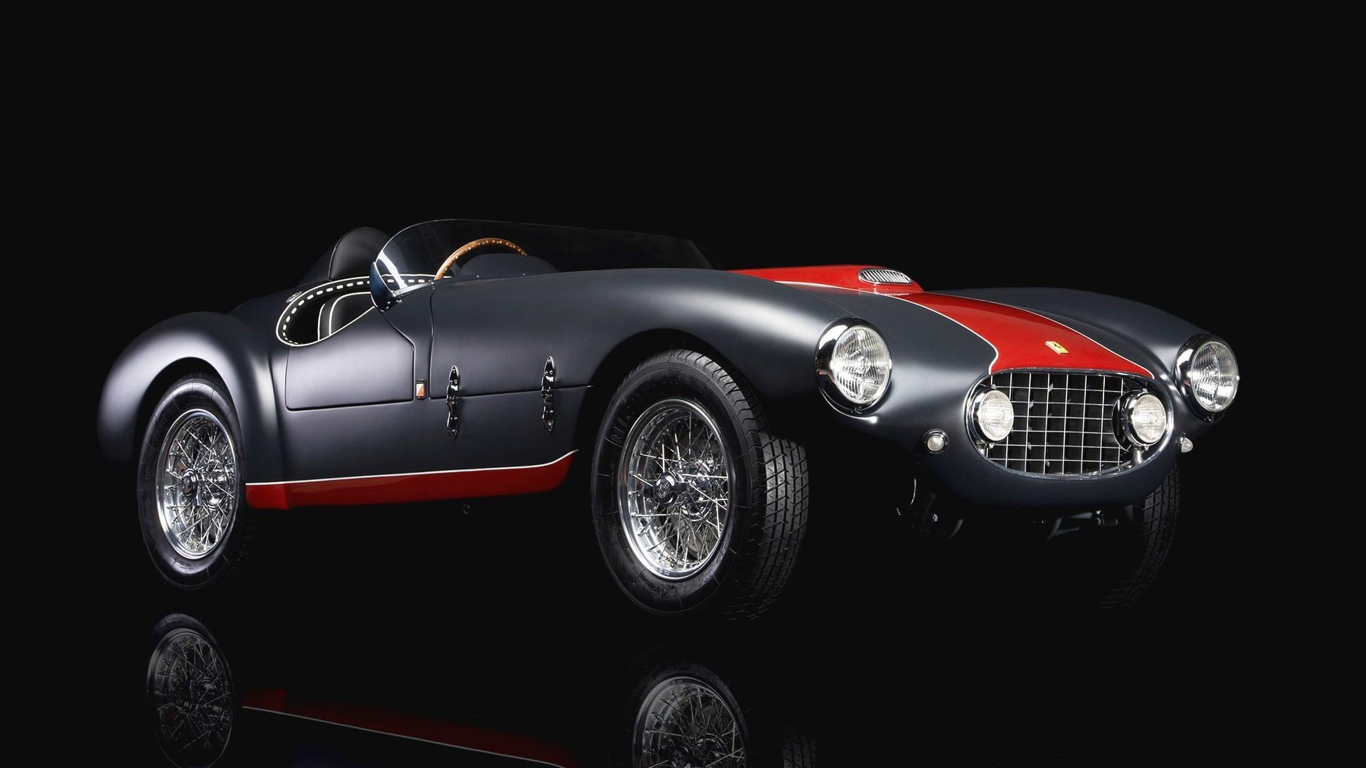 1949 Ferrari 166 Mm V6 Hd Car Wallpaper