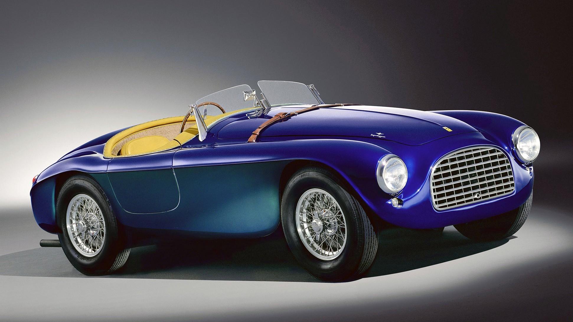 1949 Ferrari 166 Mm V5 Hd Car Wallpaper