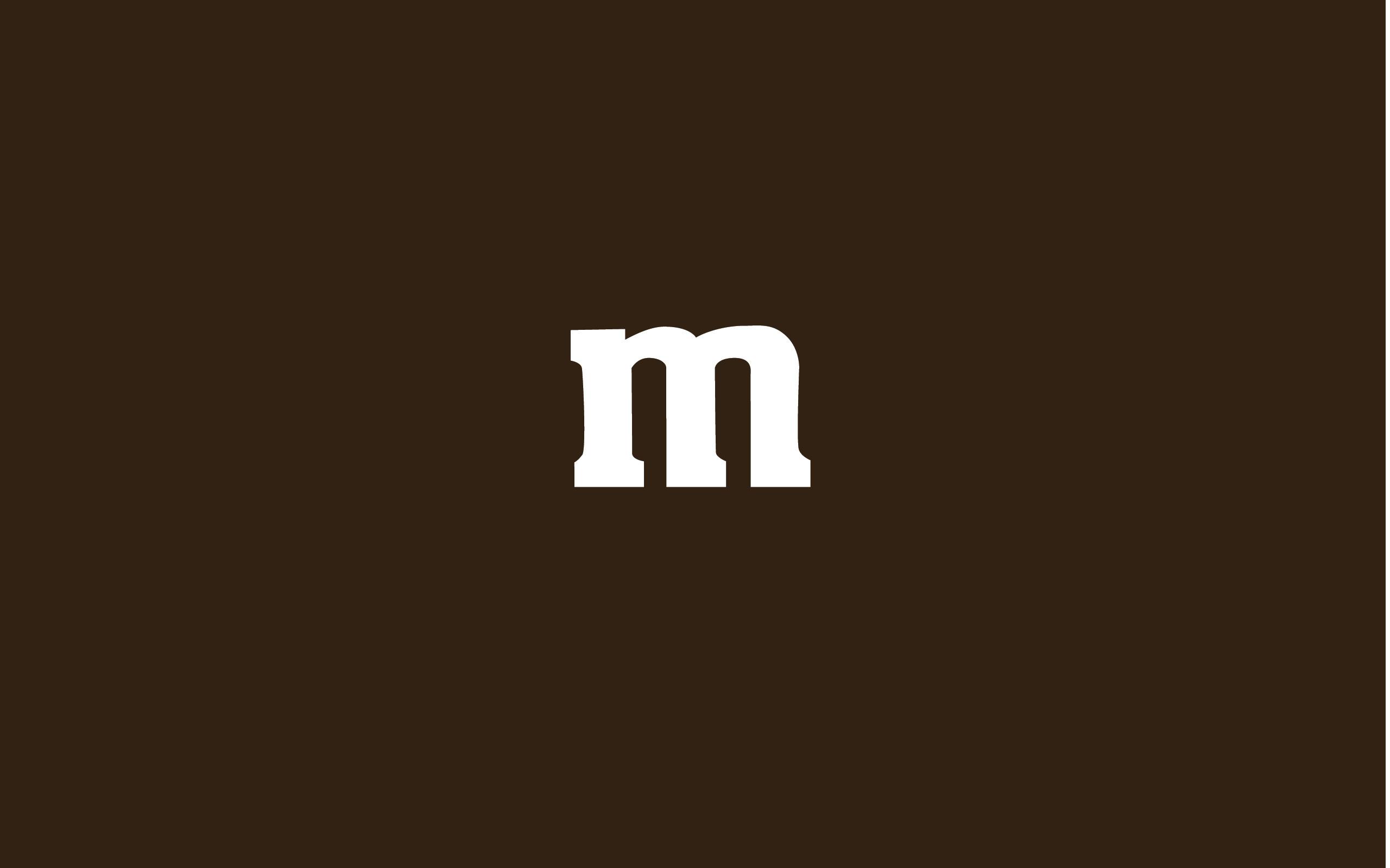 Brown MM Wallpaper. Brown MM