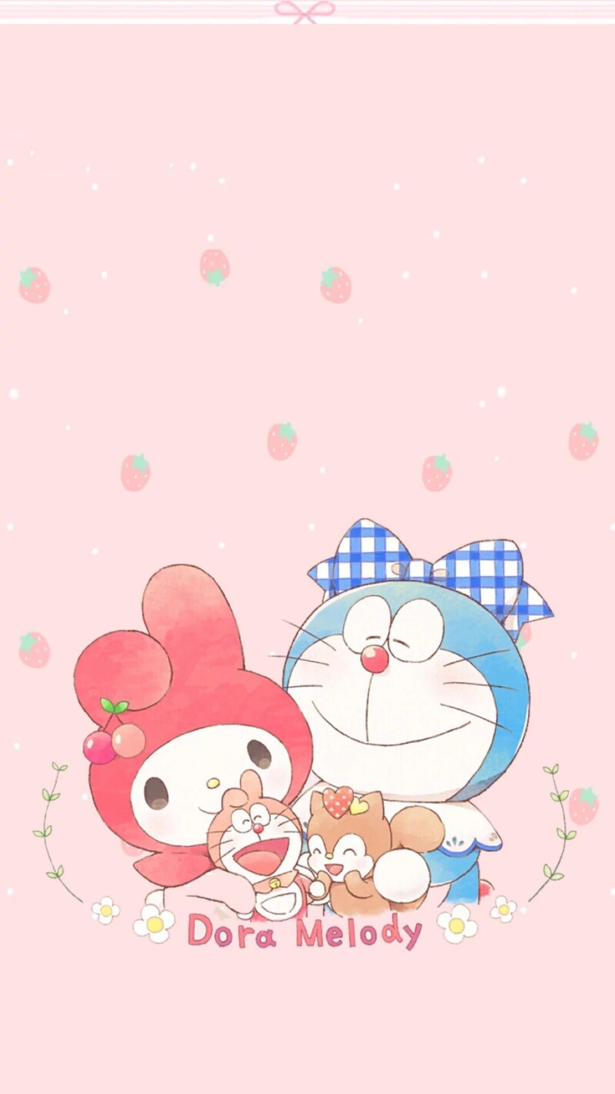Doraemon, My Melody · Sanrio WallpaperIphone …