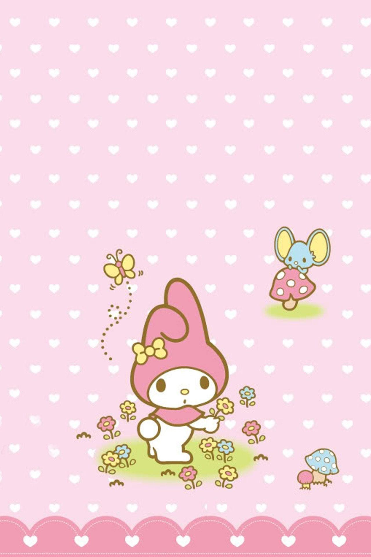 Sanrio Wallpapers   Free for iPhone and Galaxy from Lollimobile