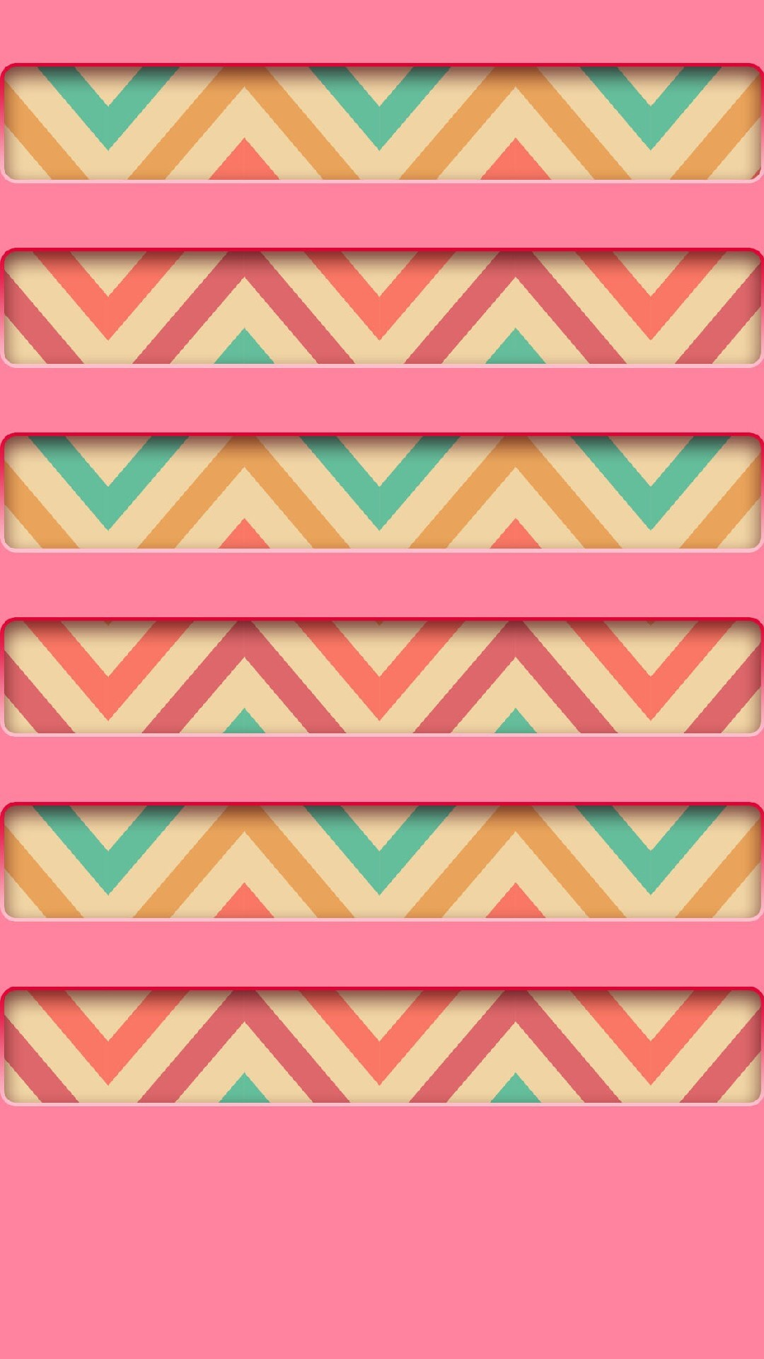 Flower Patterns Girly And App On Pinterest Shelves Colorful Zigzag Stripes  Pink Pattern Cool. lloyd …