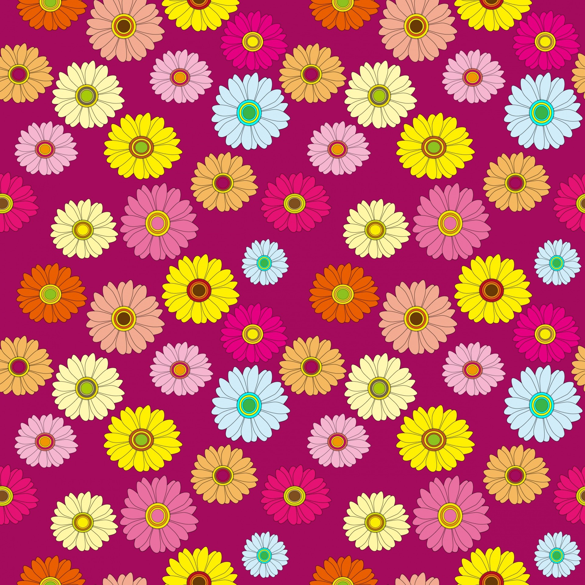 Colorful Floral Background Free Stock Photo Public Domain Pictures Pattern  Wallpaper. make a bedroom. …