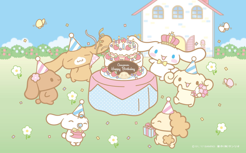 【2880×1800】201703 Sanrio Newsletter   2017 サンリオ通信 Sanrio Japan Newsletter  Wallpaper   Pinterest   Sanrio