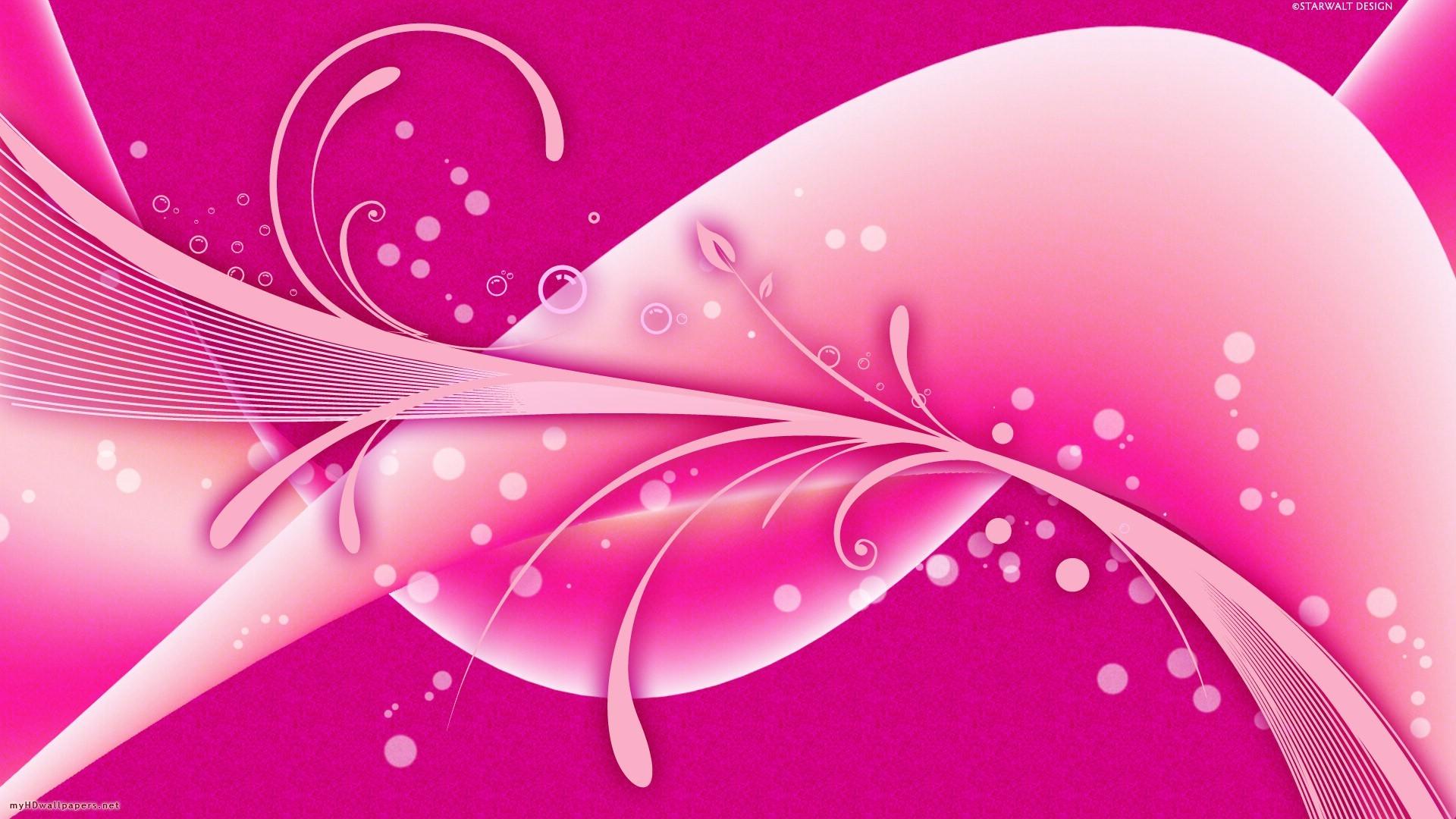 Pink Wallpaper for My Desktop – WallpaperSafari