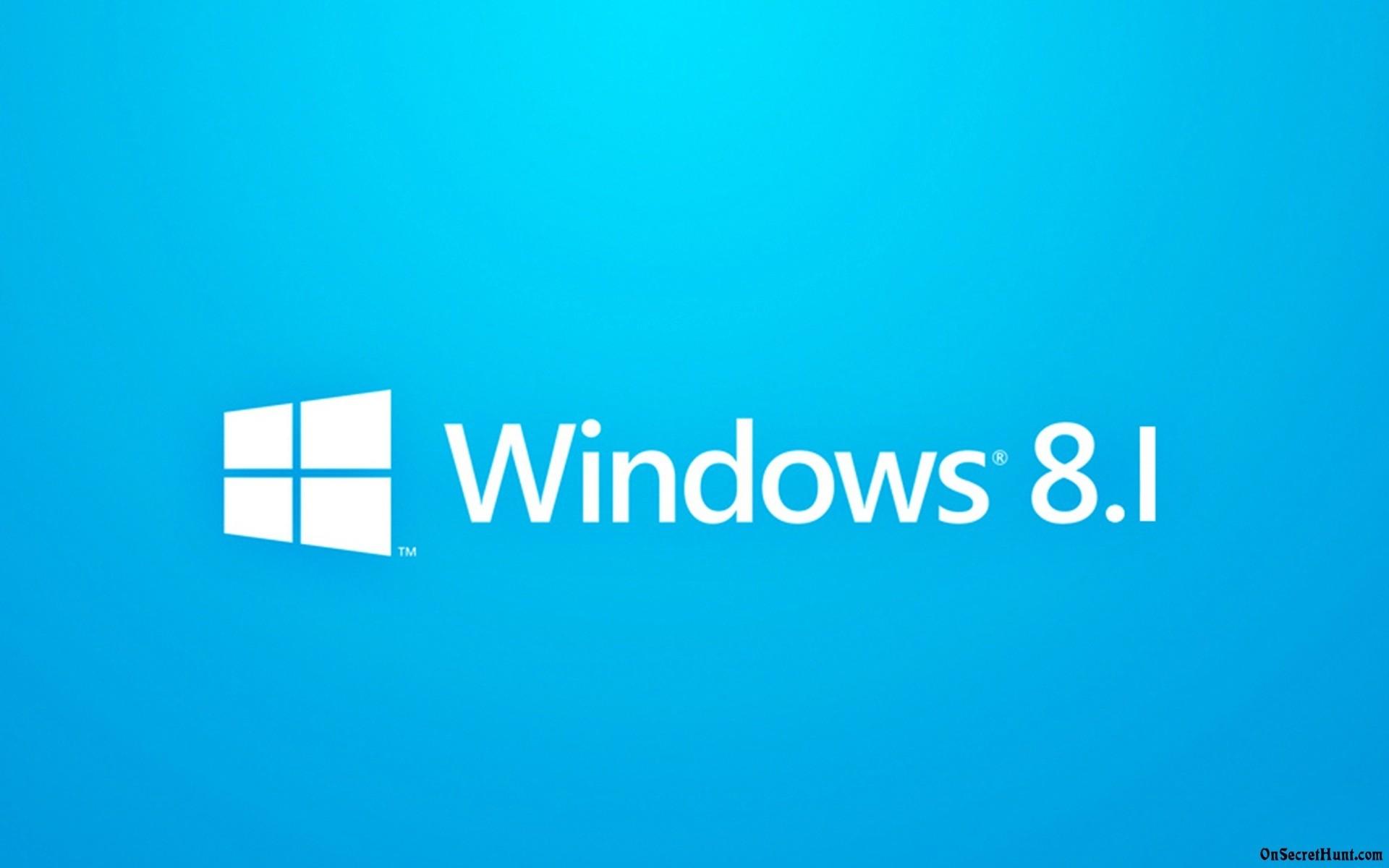Microsoft Windows 8.1 | Download HD Wallpapers
