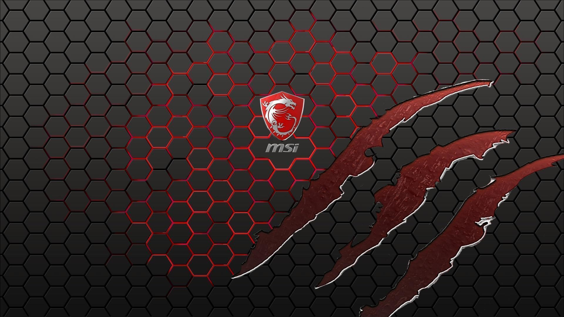 MSi Wallpaper HD