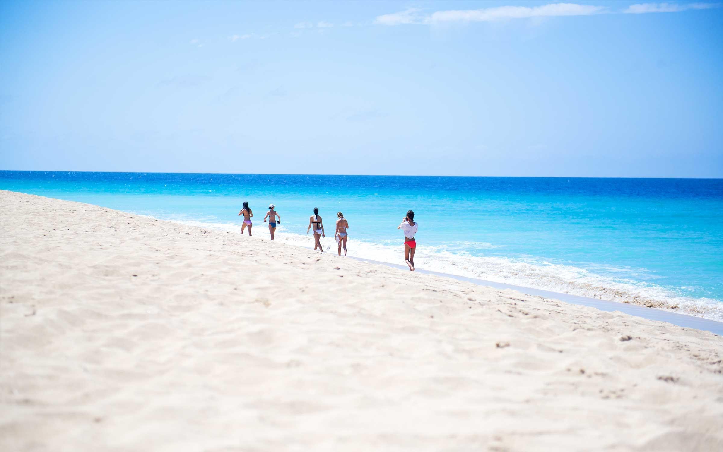Caribbean Wallpaper Wednesday: Exclusive Sandy Point Beach | St. Croix,  U.S. Virgin Islands |
