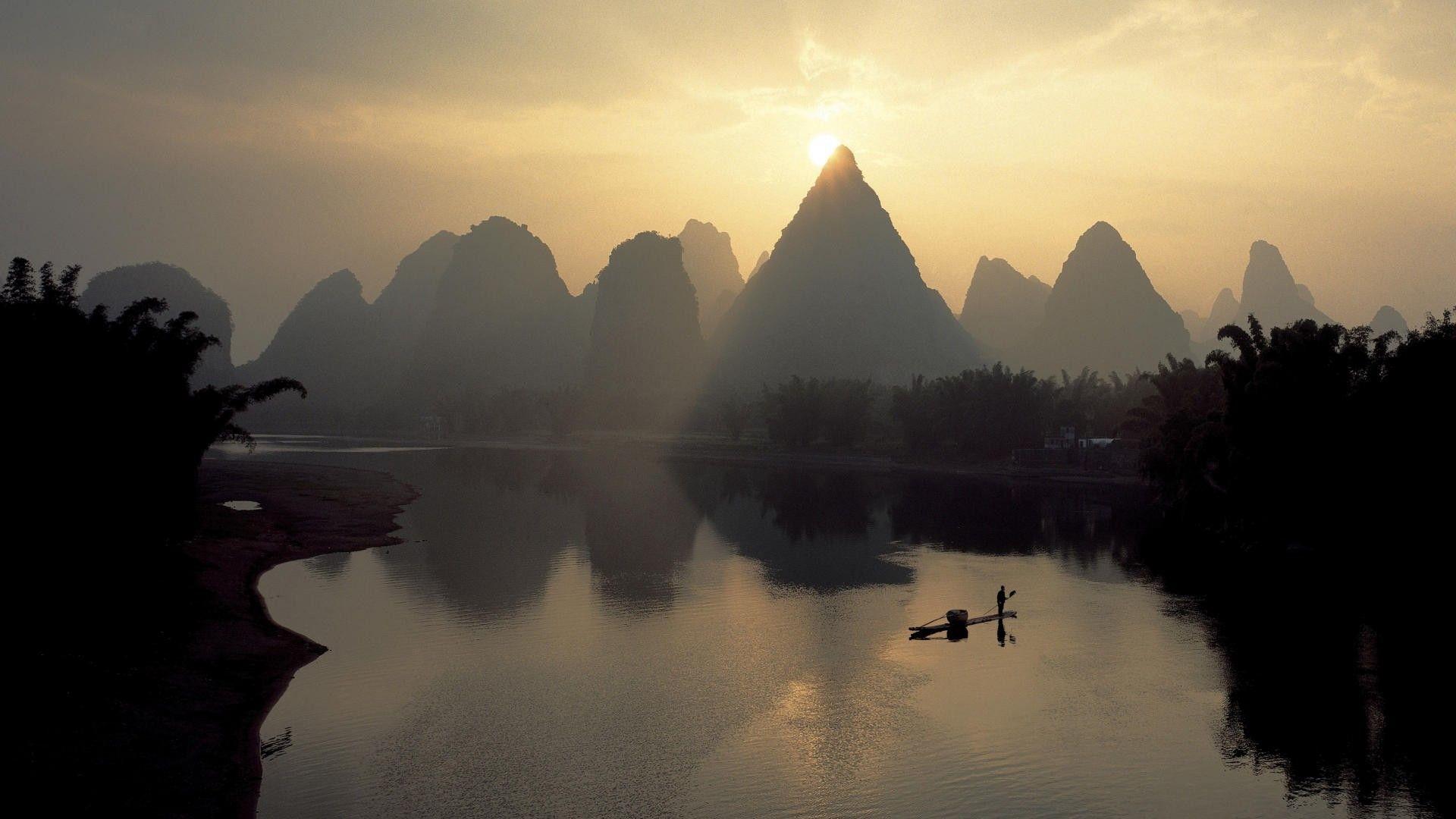 Beautiful Landscape, China – Wallpaper #33911