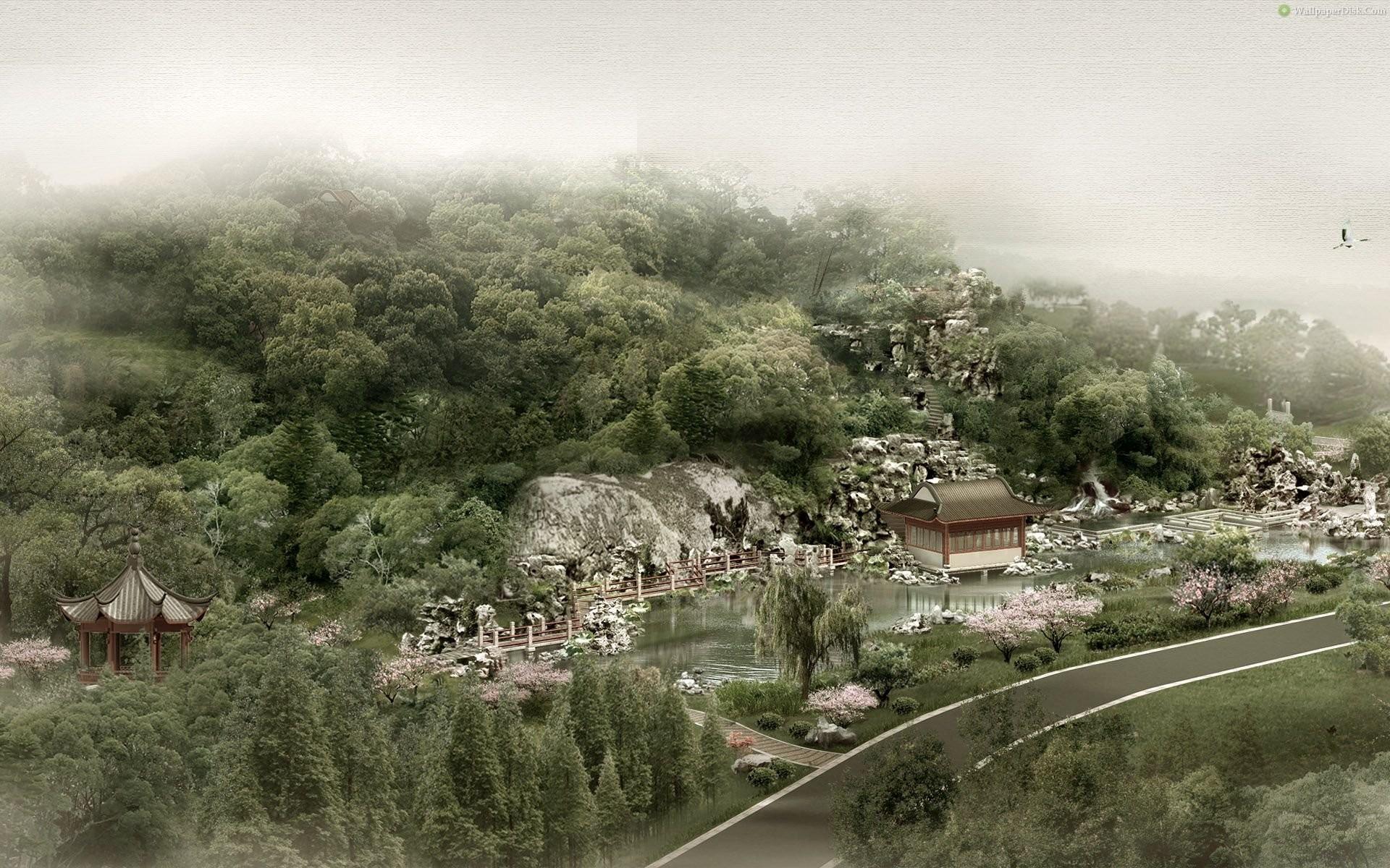 Chinese Landscape 325182