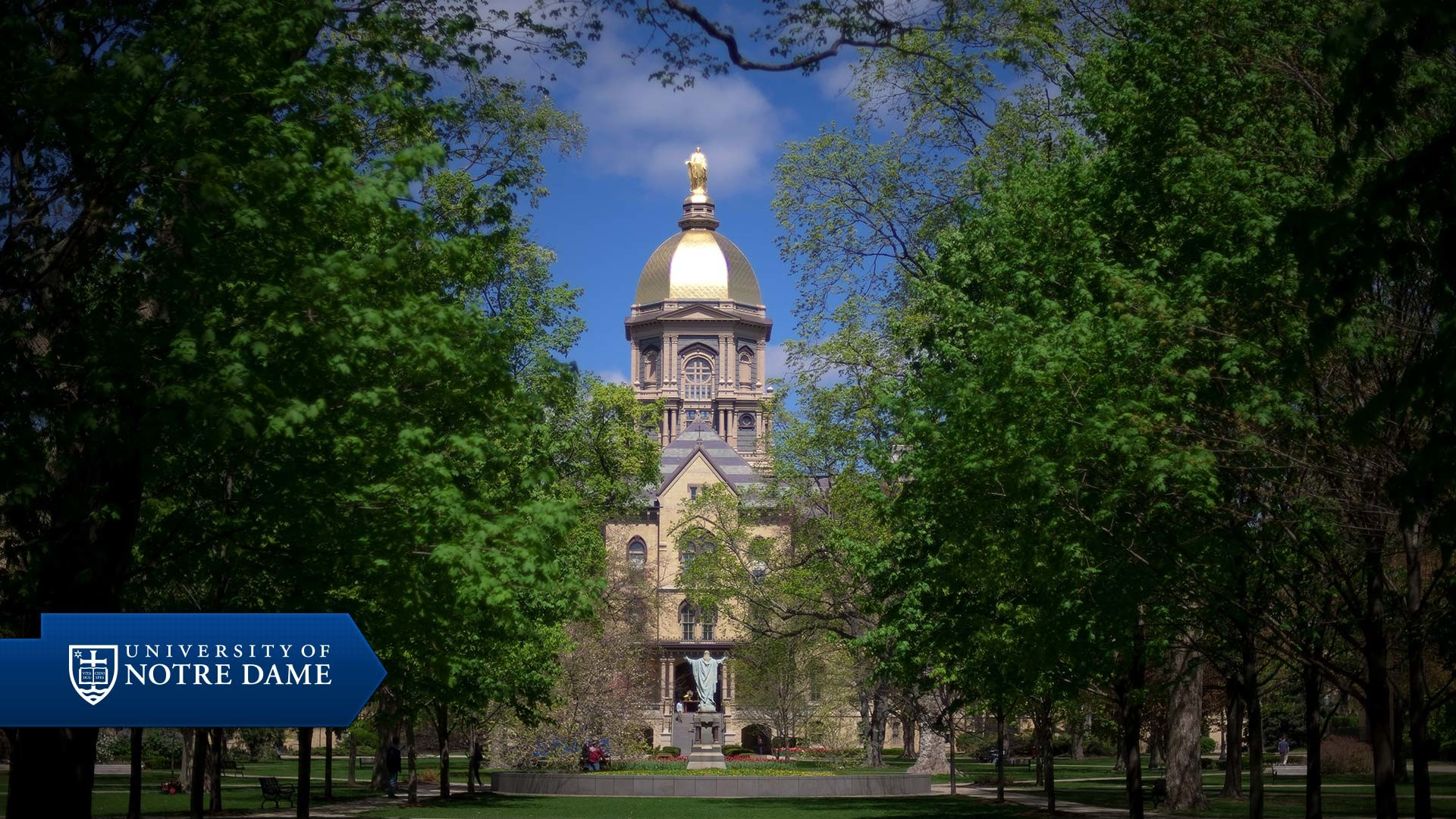 Sights and Sounds // Visitors // University of Notre Dame