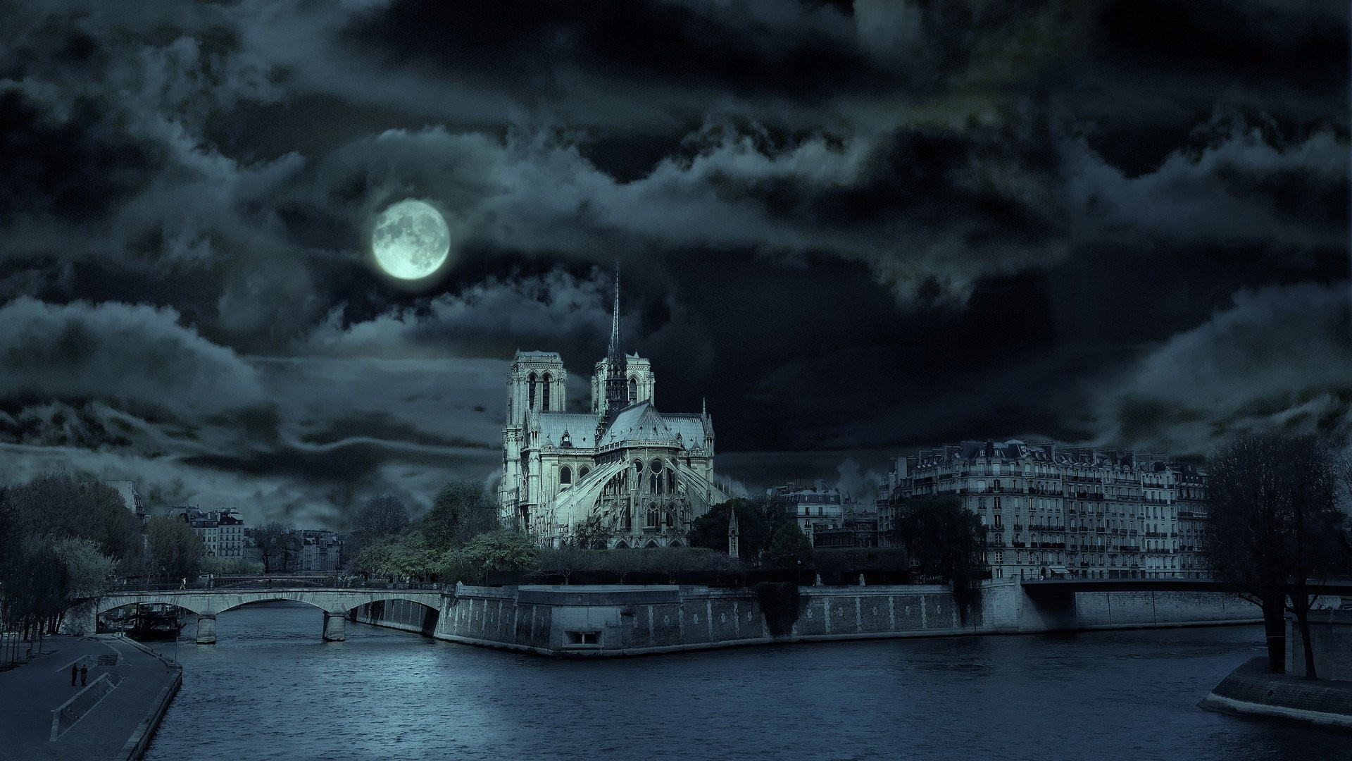 HD Wallpaper | Background ID:181012. Religious Notre Dame …