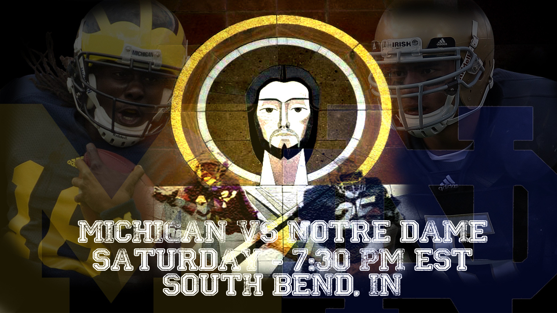 ND wallpaper – Irish Envy | Notre Dame Football Discussion