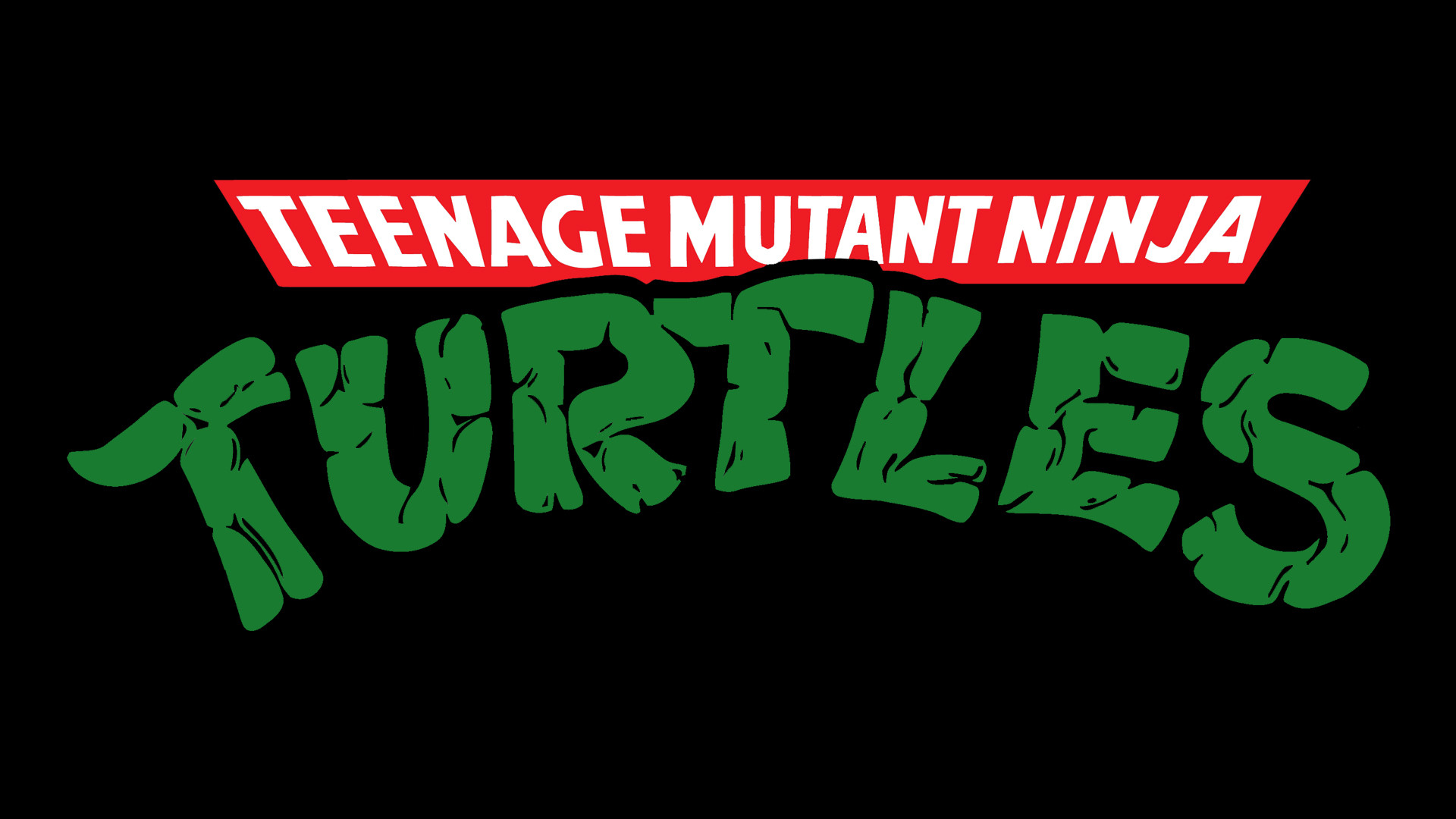 Teenage Mutant Ninja Turtles Logo Wallpaper
