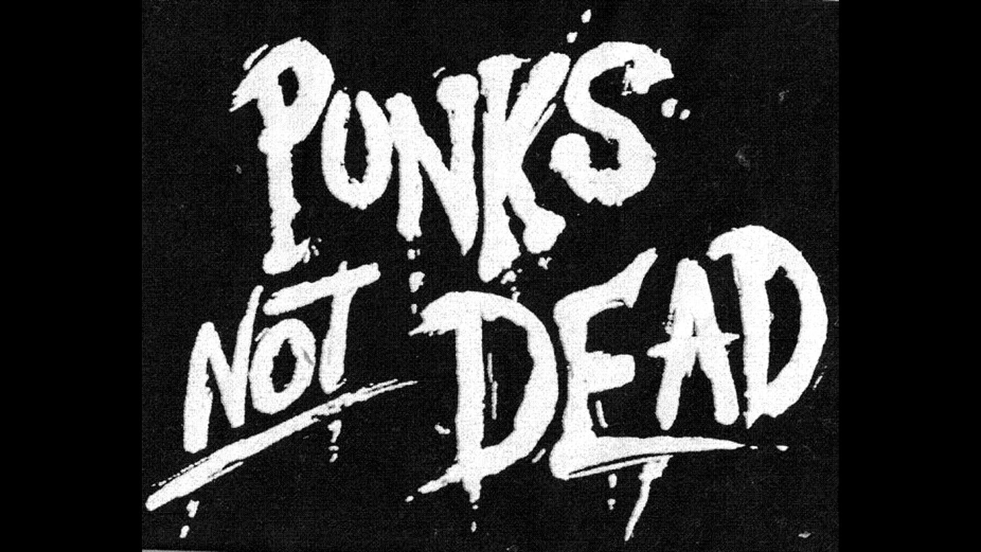 The Exploited – Punk's Not Dead (Backingtrack)