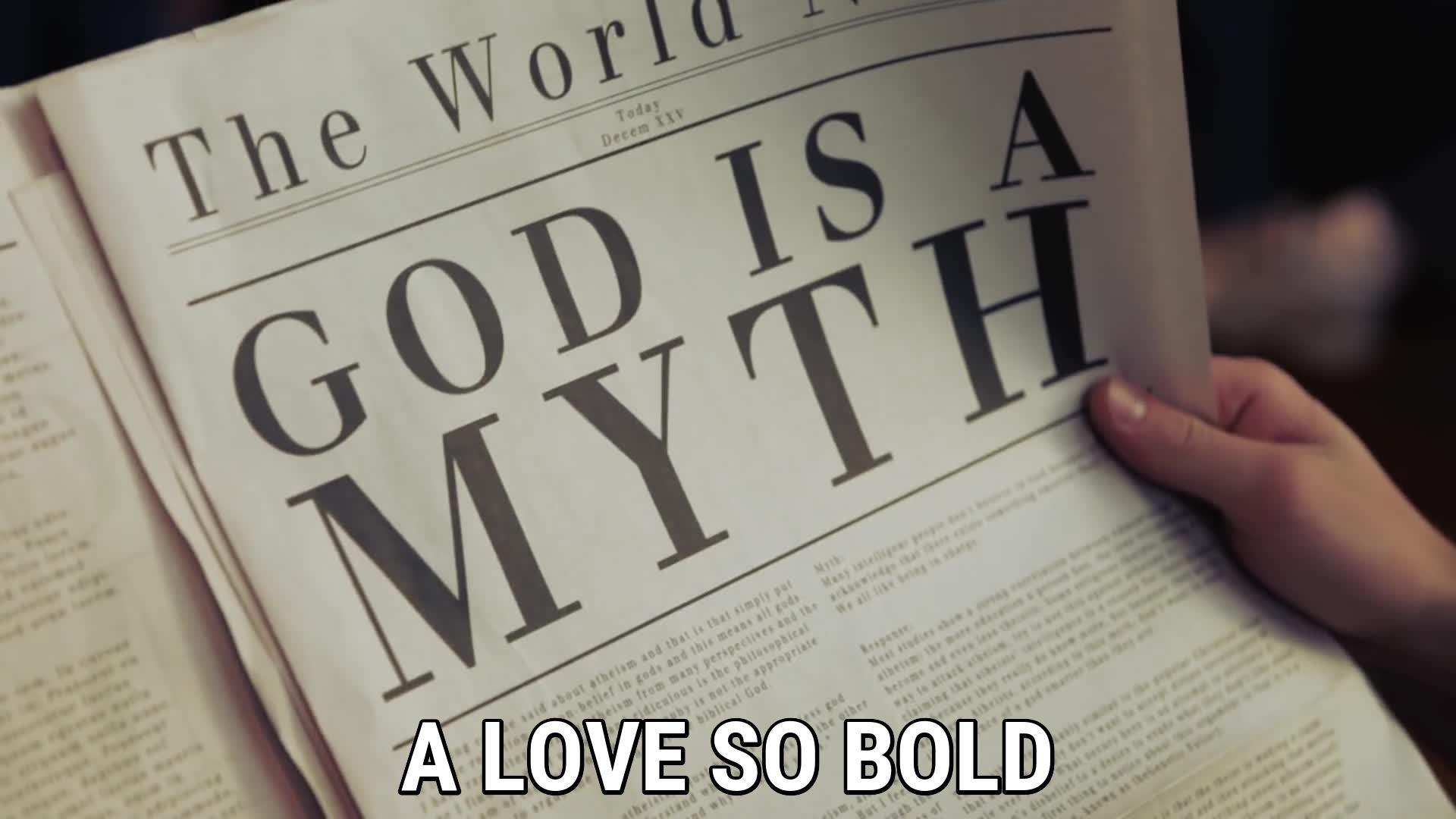 A love so bold