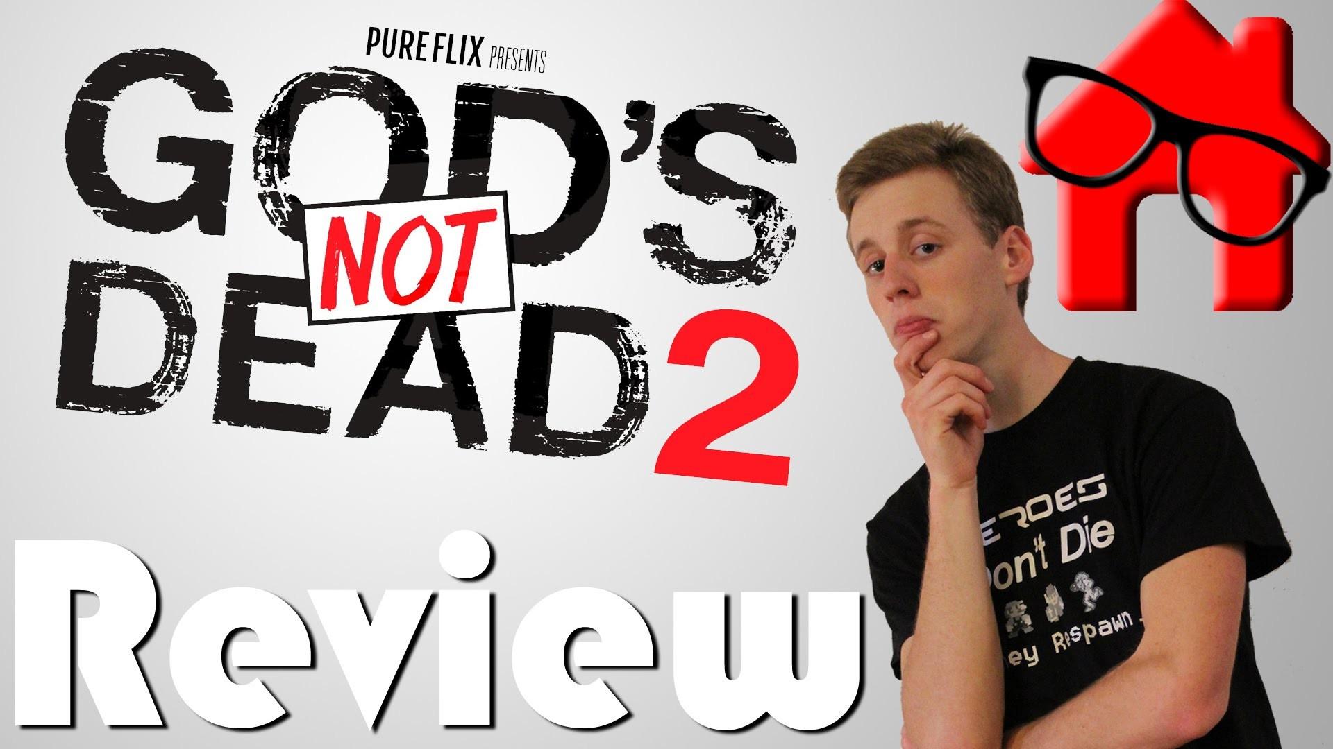God's Not Dead 2 (Christian Film Review)