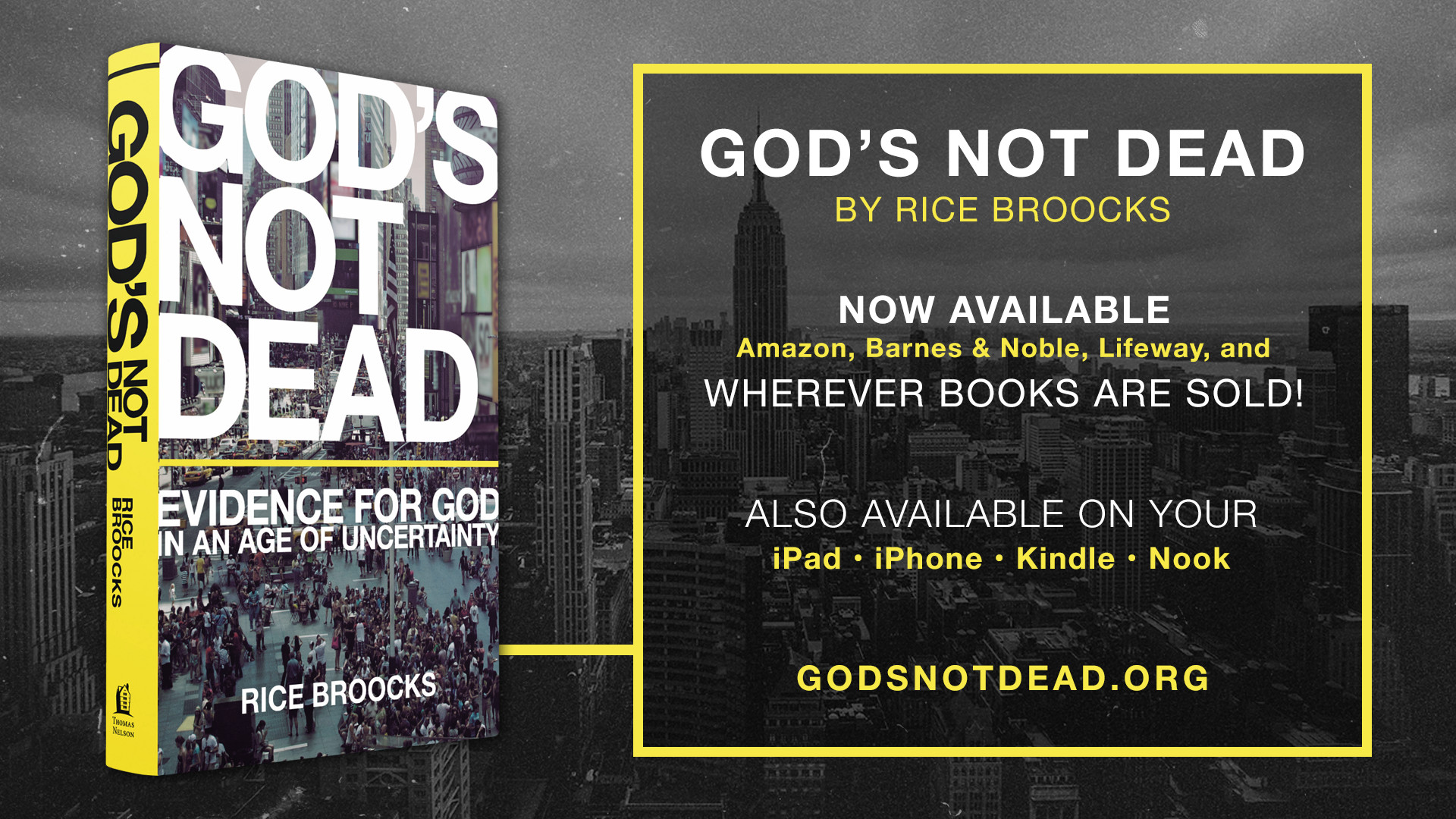GND Book graphic