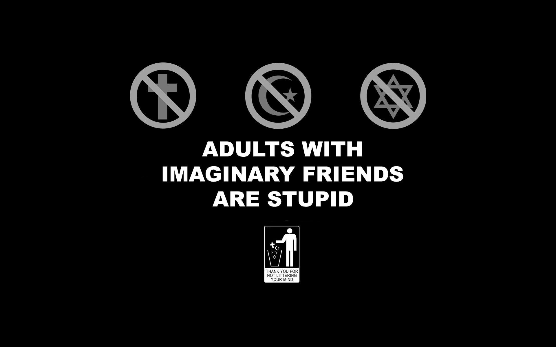 Imaginary Friends [1920×1200] …