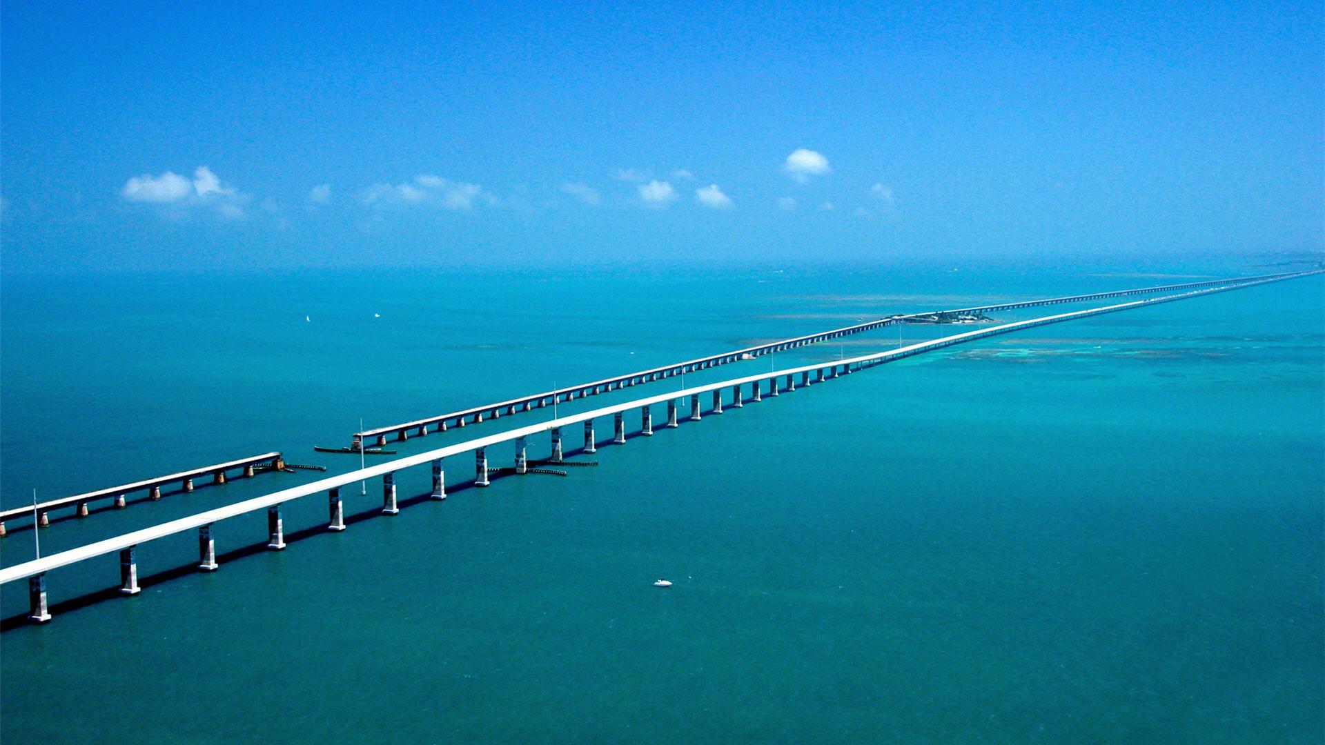 Florida Keys Bridge Pictures Wallpaper HD #3061
