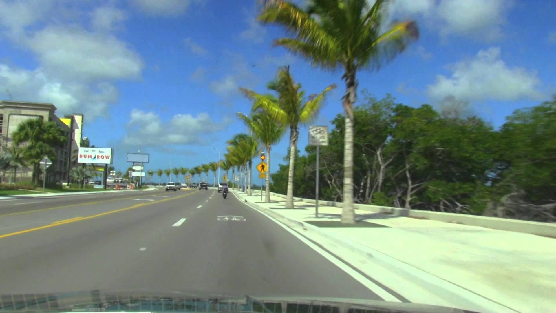 CRUIZIN' FLORIDAS' SCENIC HIGHWAY 1 * THE FLORIDA KEYS * MARCH 2015 * 1080p  – YouTube