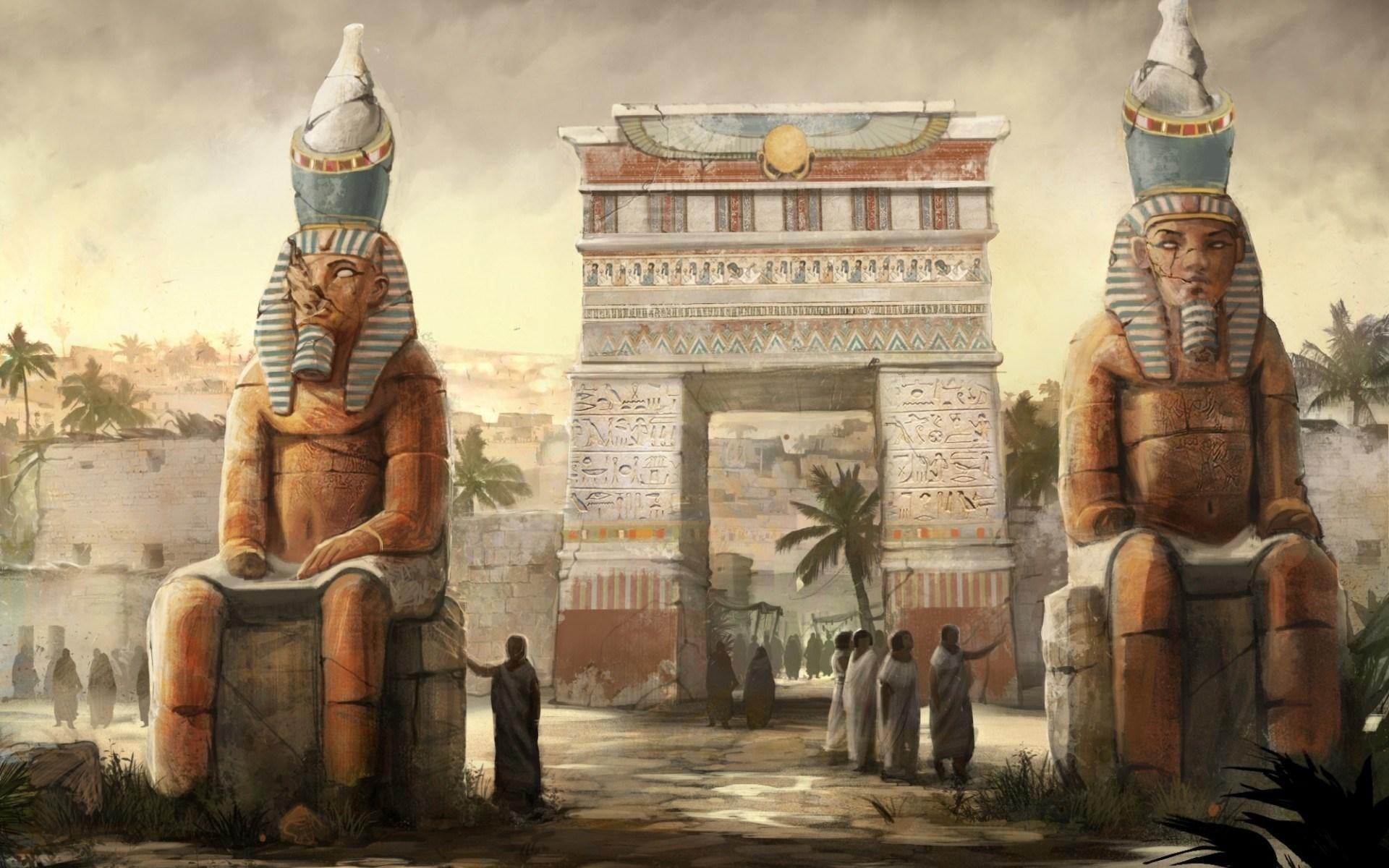 egypt temples wallpaper – Google zoeken