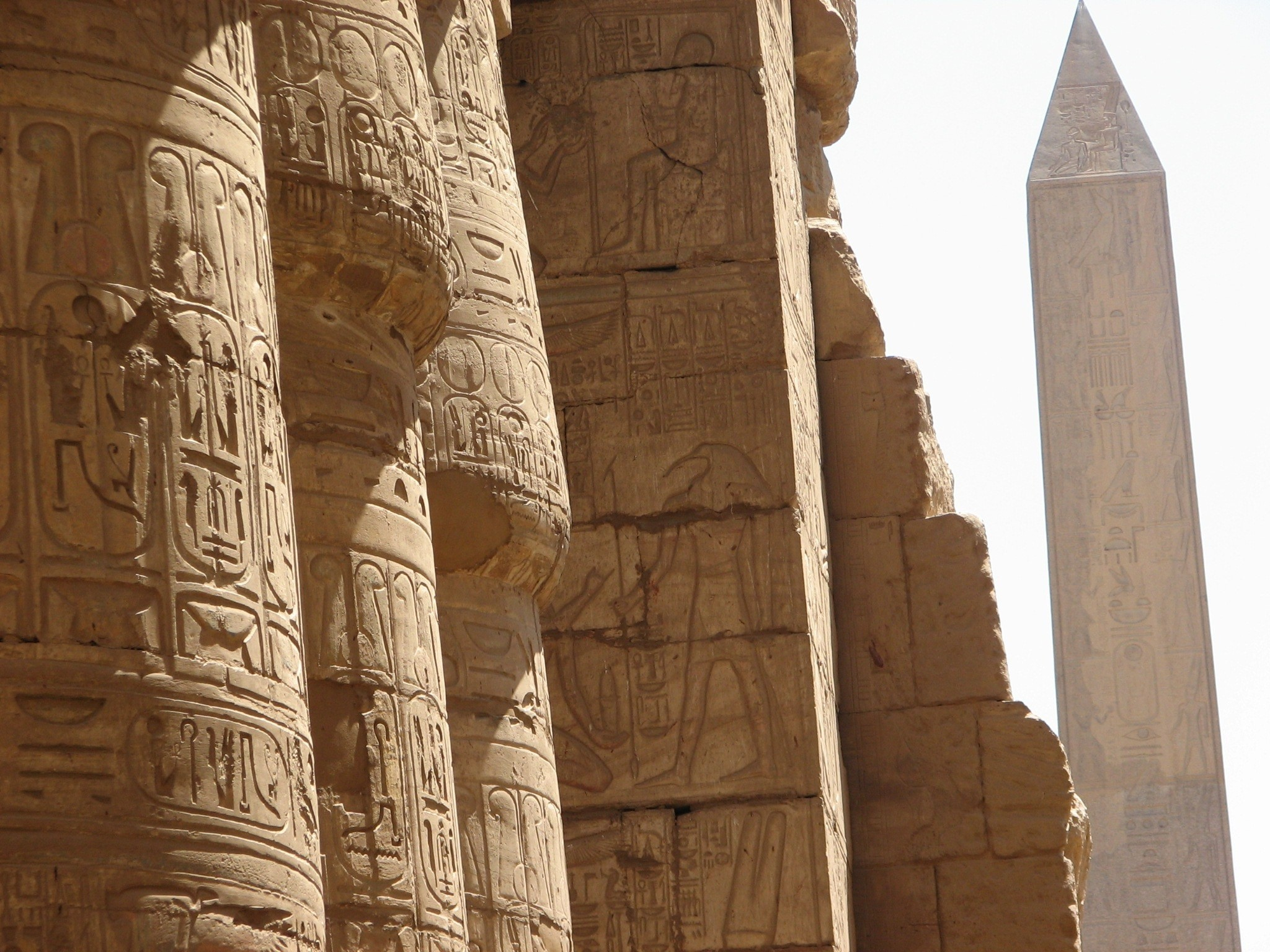 Pharaoh, Tourism, Sun, Holiday, Egypt, old ruin, architecture